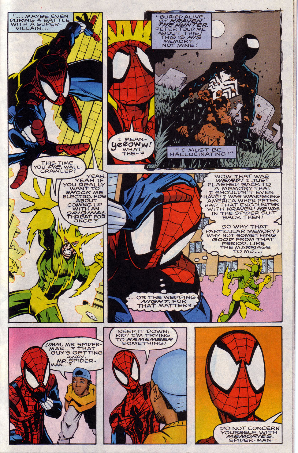 Read online 101 Ways to End the Clone Saga comic -  Issue #101 Ways to End the Clone Saga Full - 15