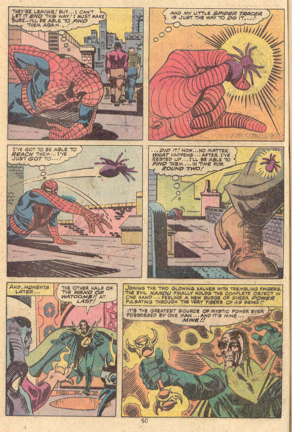 Giant-Size Spider-Man (1974) issue 4 - Page 41