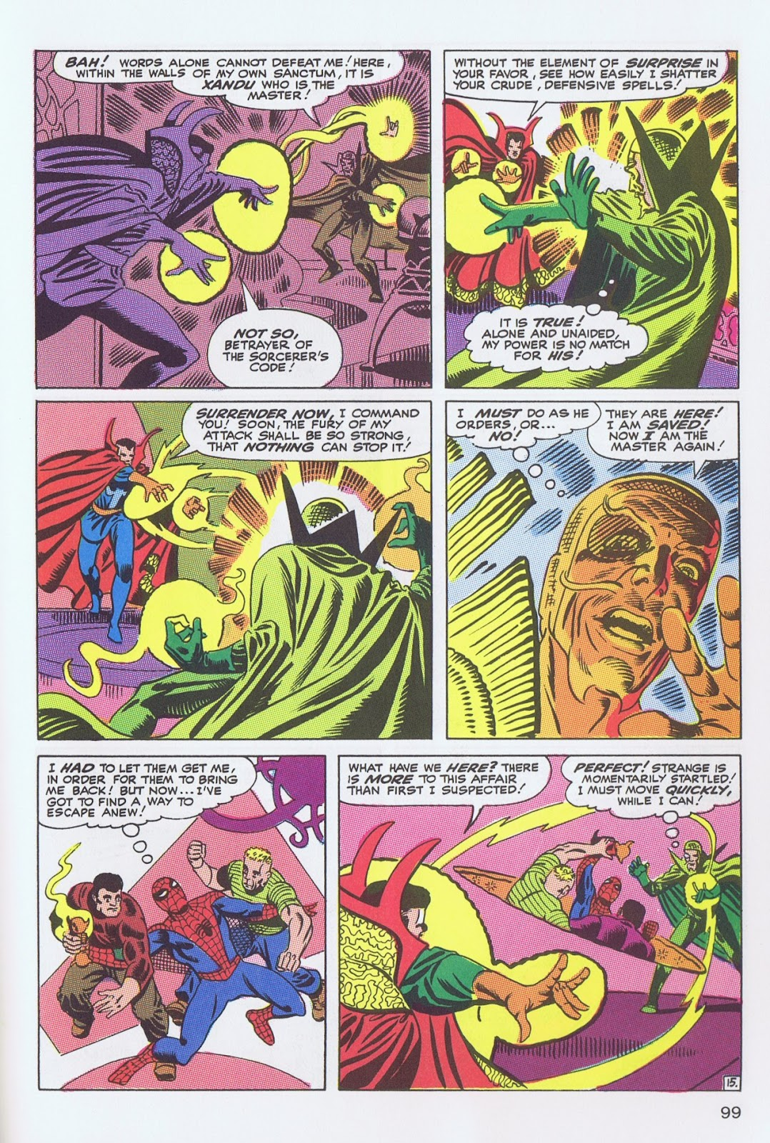 Doctor Strange: Master of the Mystic Arts issue TPB - Page 94
