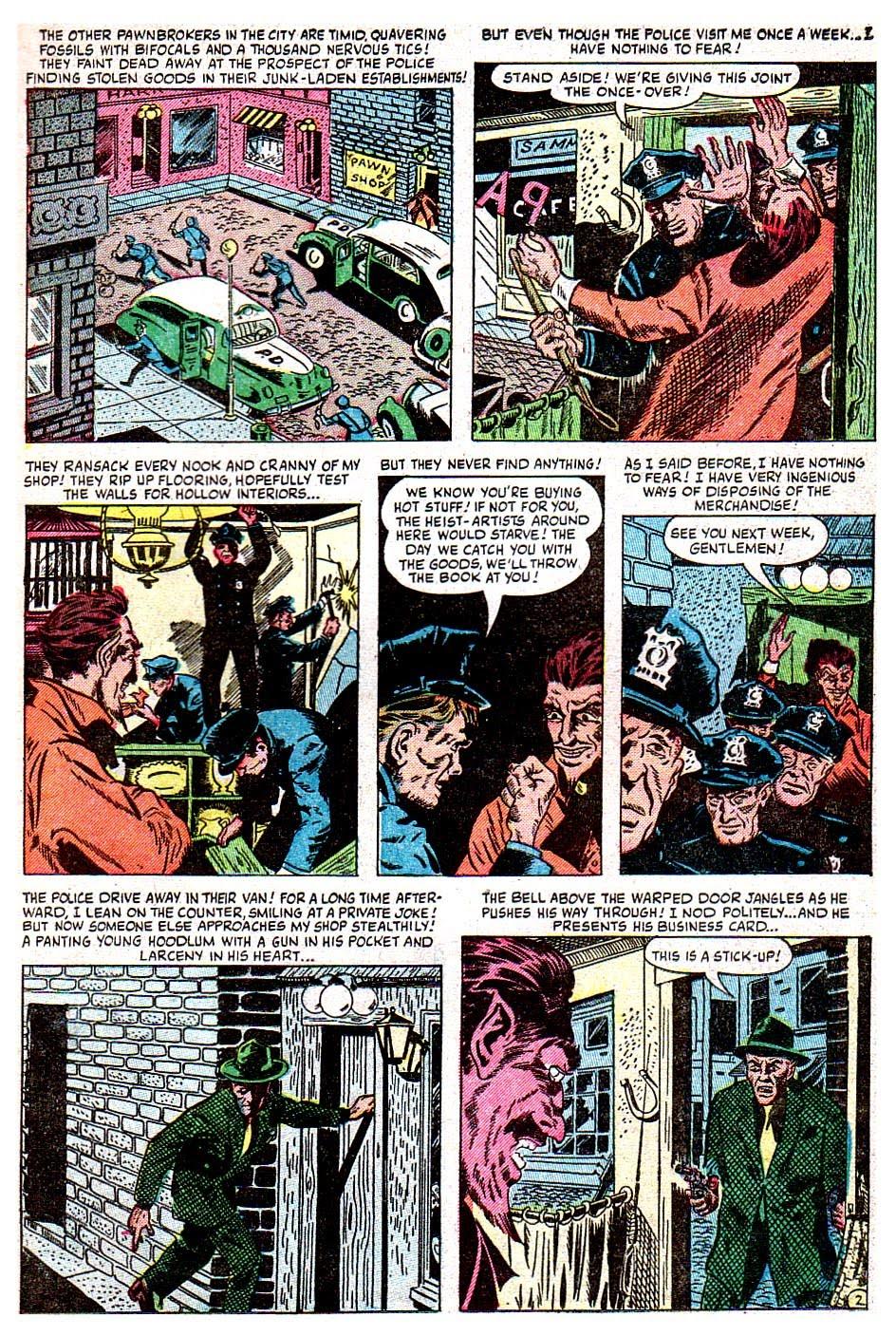 Read online Adventures into Weird Worlds comic -  Issue #28 - 13
