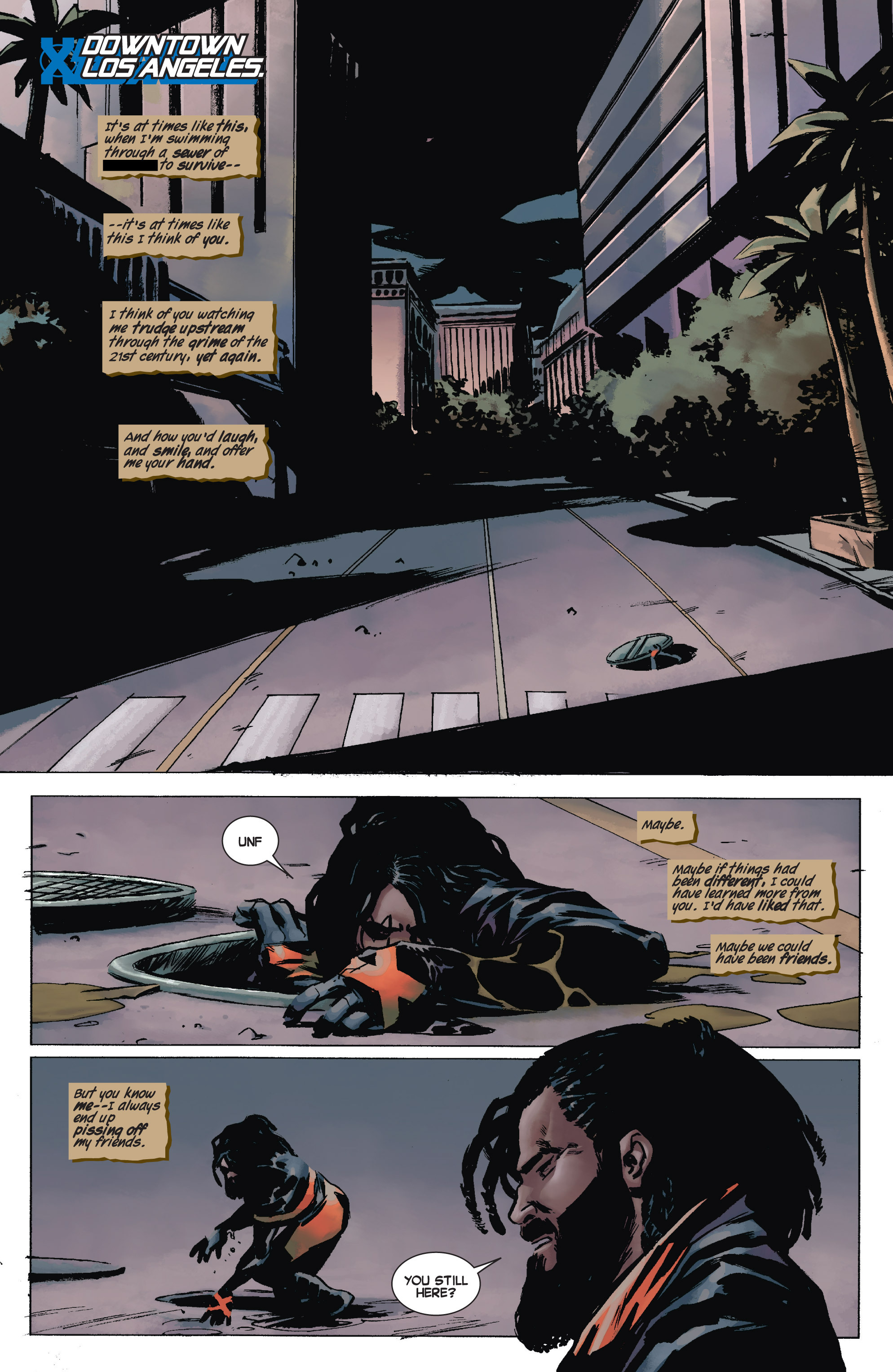 Read online Uncanny X-Force (2013) comic -  Issue #11 - 3