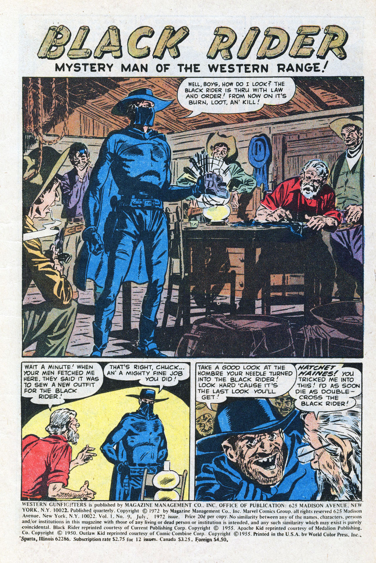 Western Gunfighters issue 9 - Page 3