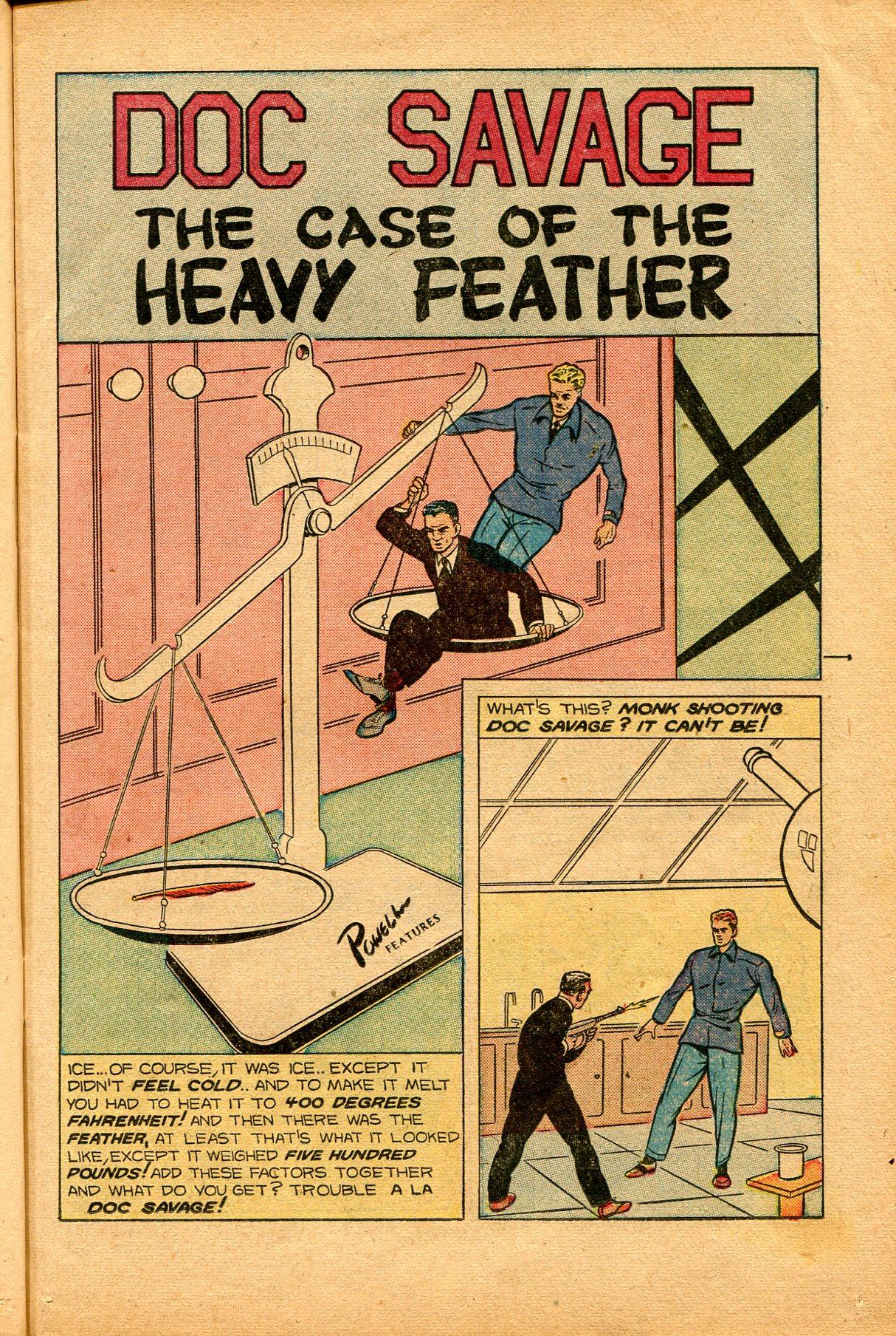 Read online Shadow Comics comic -  Issue #94 - 15