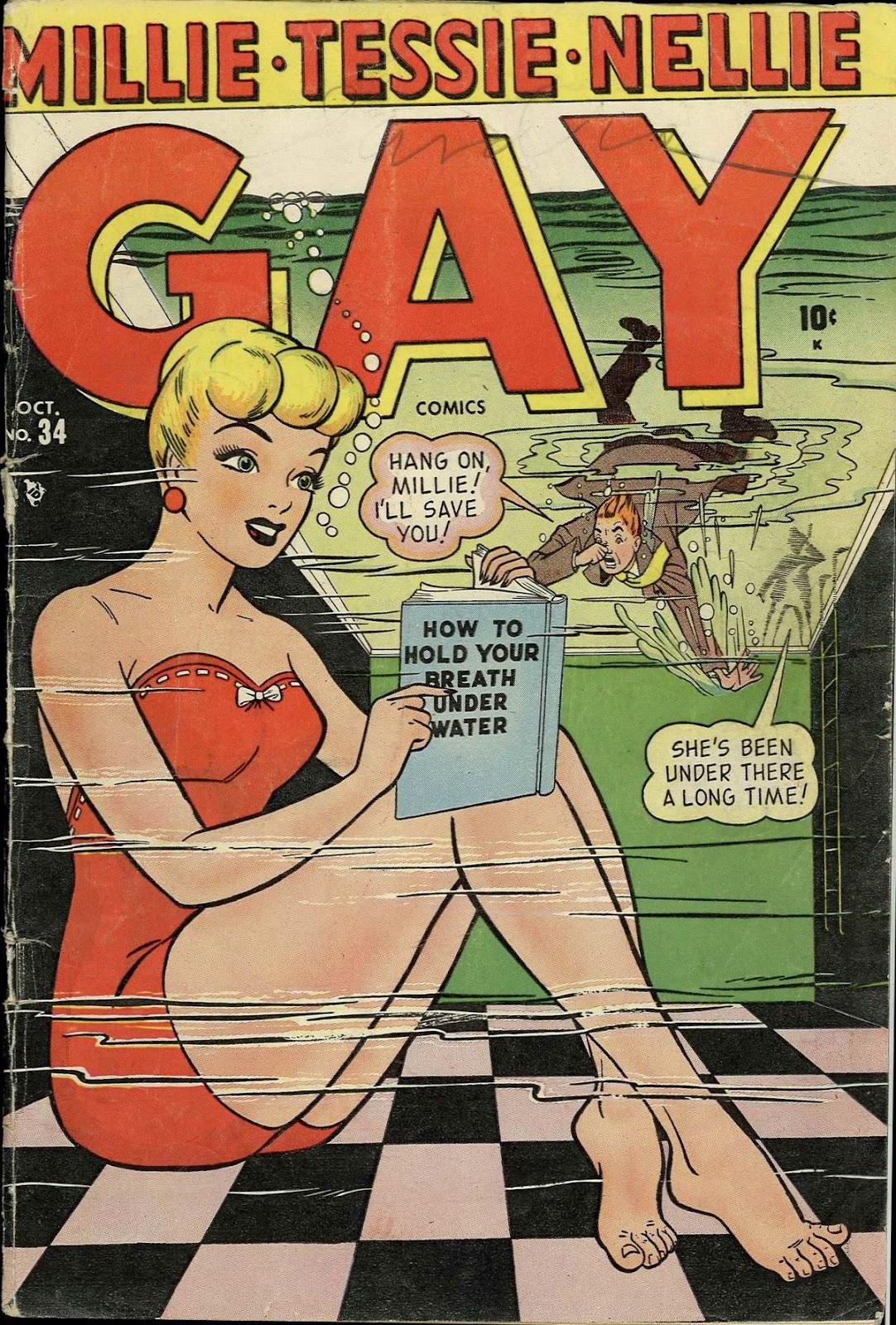 Read online Gay Comics comic -  Issue #34 - 1