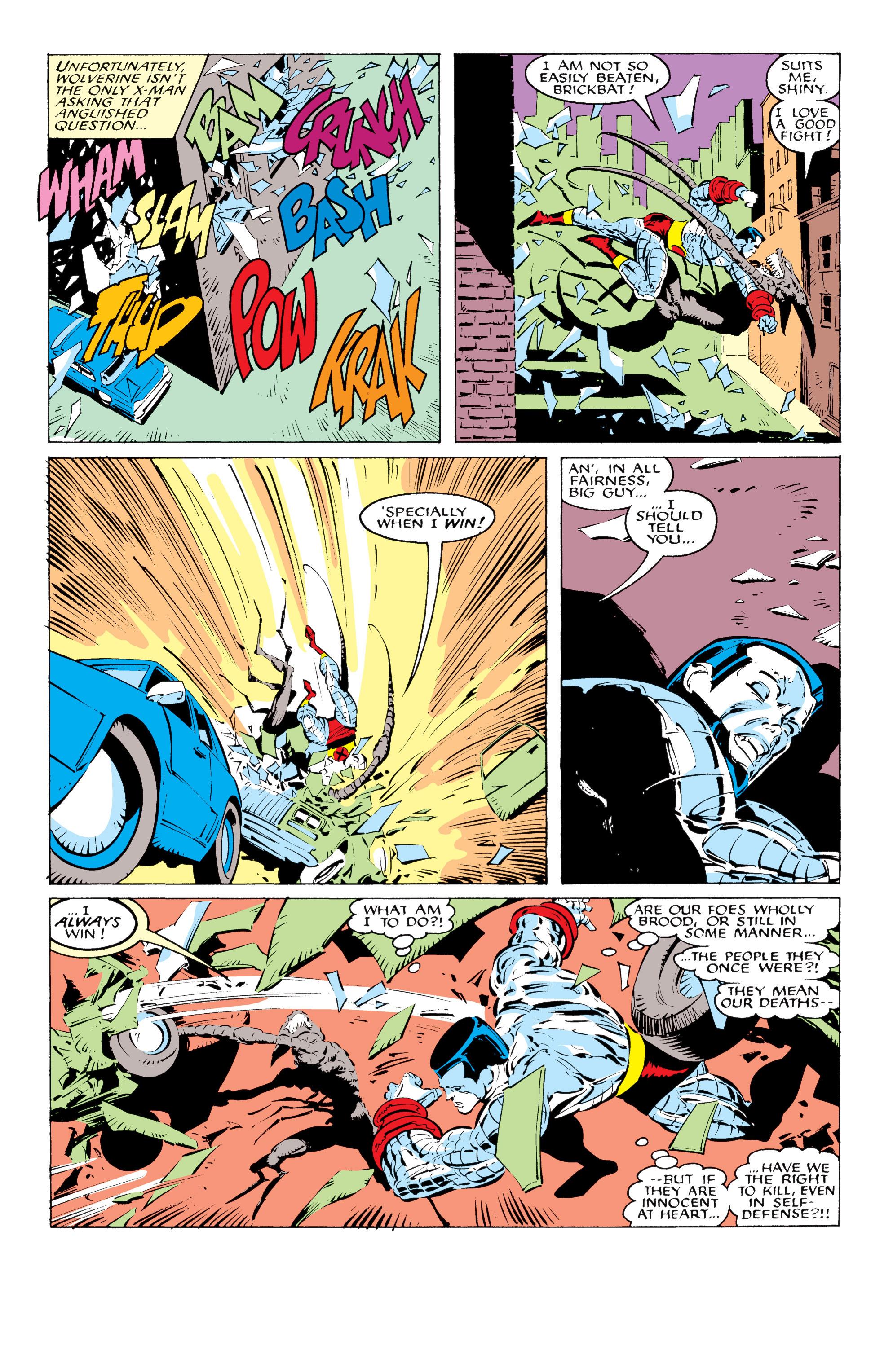 Read online Uncanny X-Men (1963) comic -  Issue #233 - 7