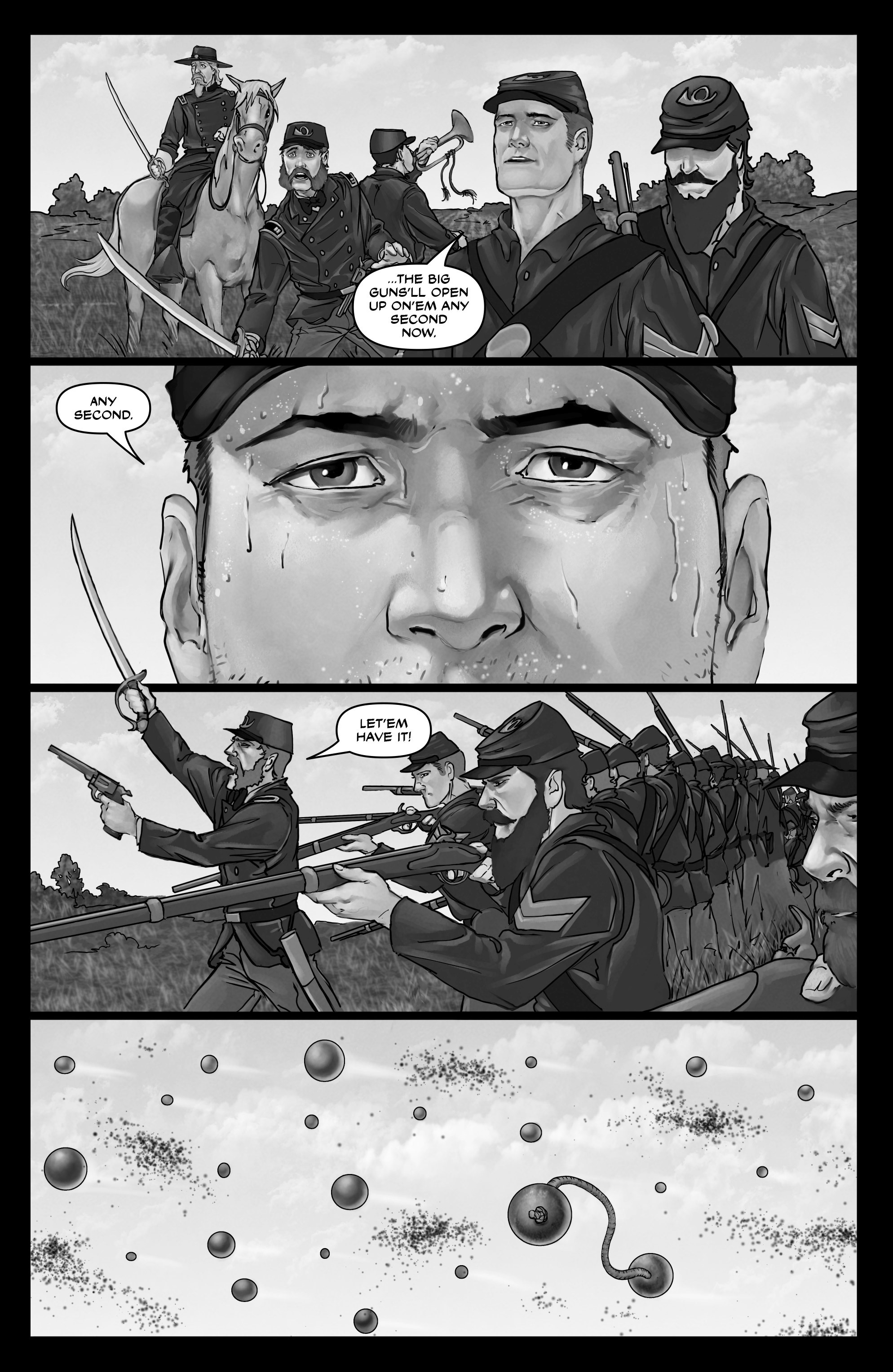 Read online Alan Moore's Cinema Purgatorio comic -  Issue #7 - 35