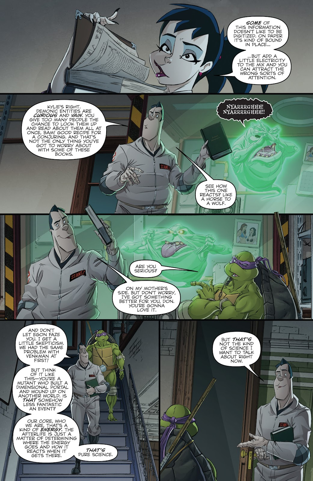 Read online Teenage Mutant Ninja Turtles: The IDW Collection comic -  Issue # TPB 5 (Part 3) - 9