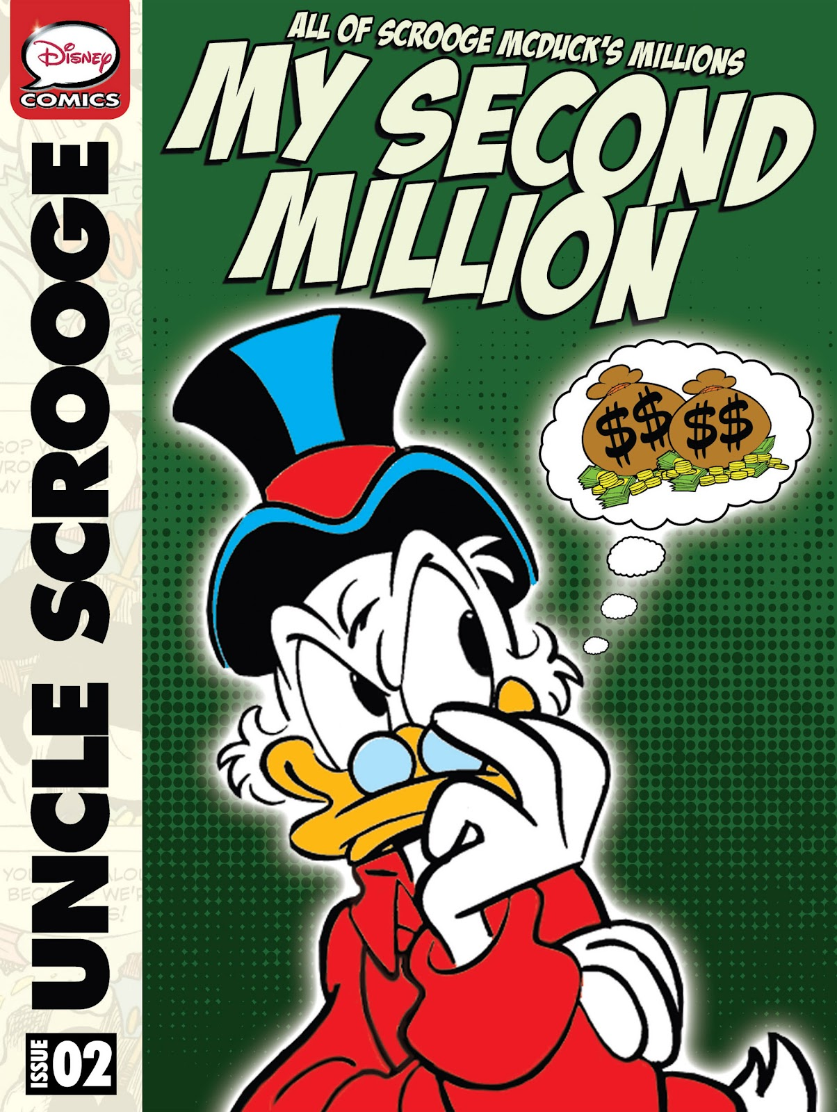 All of Scrooge McDuck's Millions Issue #2 #2 - English 2