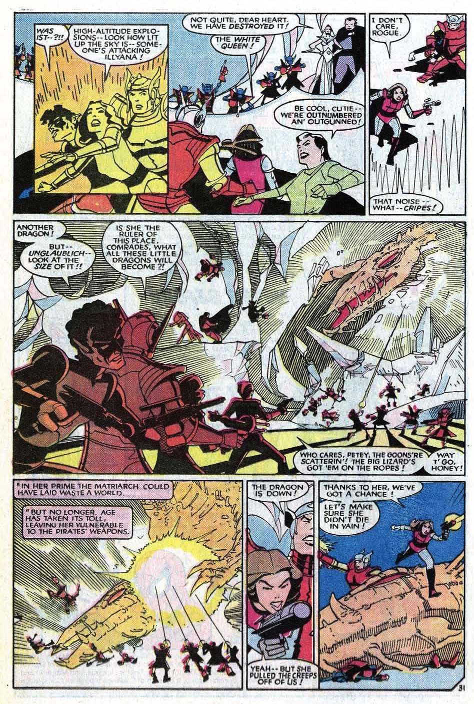 Read online Uncanny X-Men (1963) comic -  Issue # _Annual 8 - 38