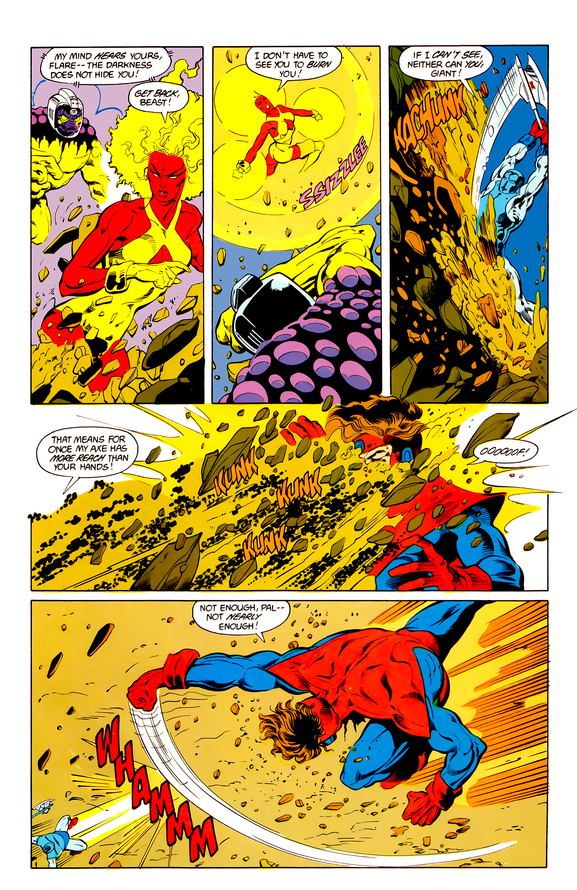 Legion of Super-Heroes (1984) 25 Page 26