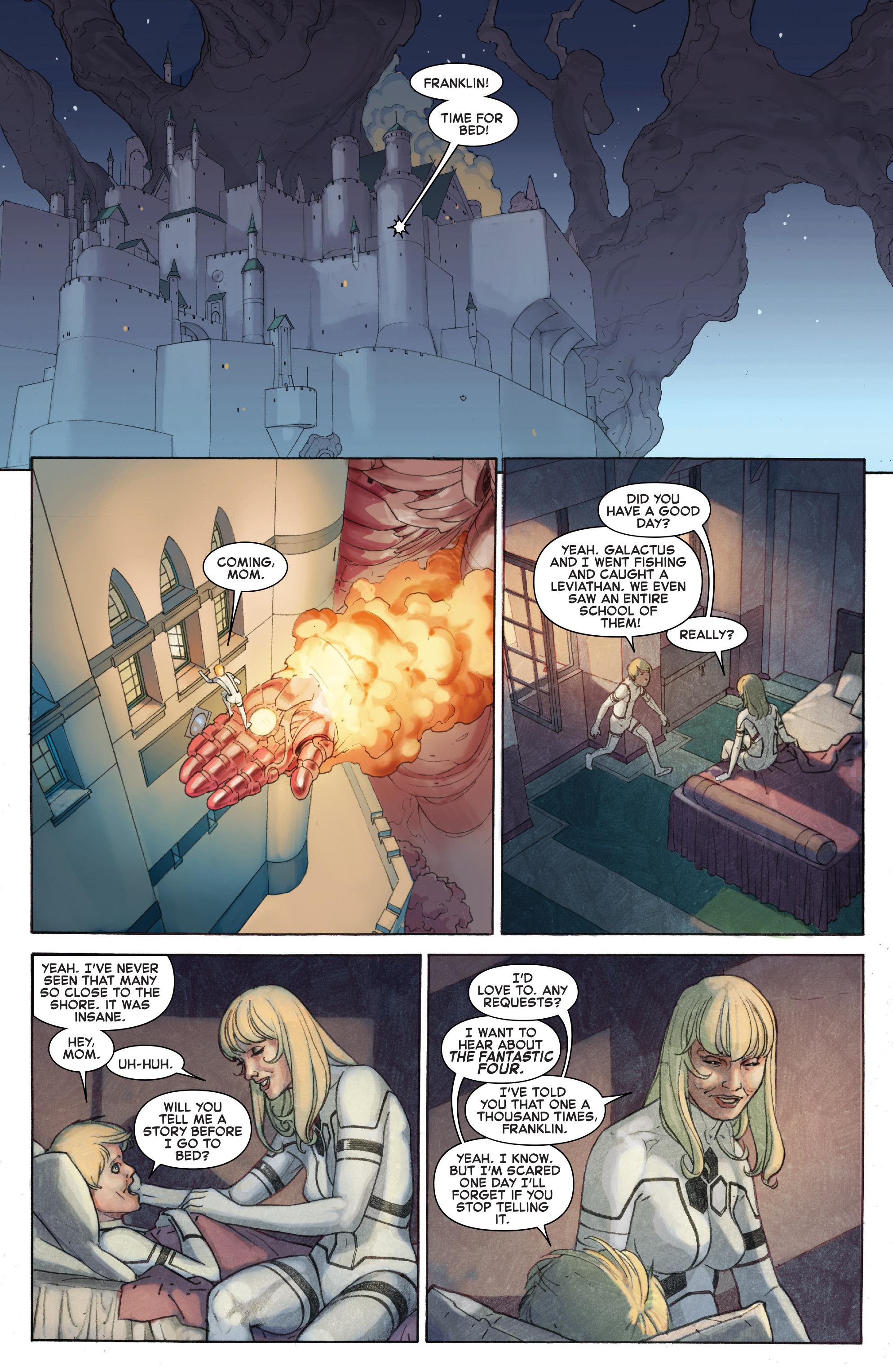Read online Secret Wars comic -  Issue #6 - 24