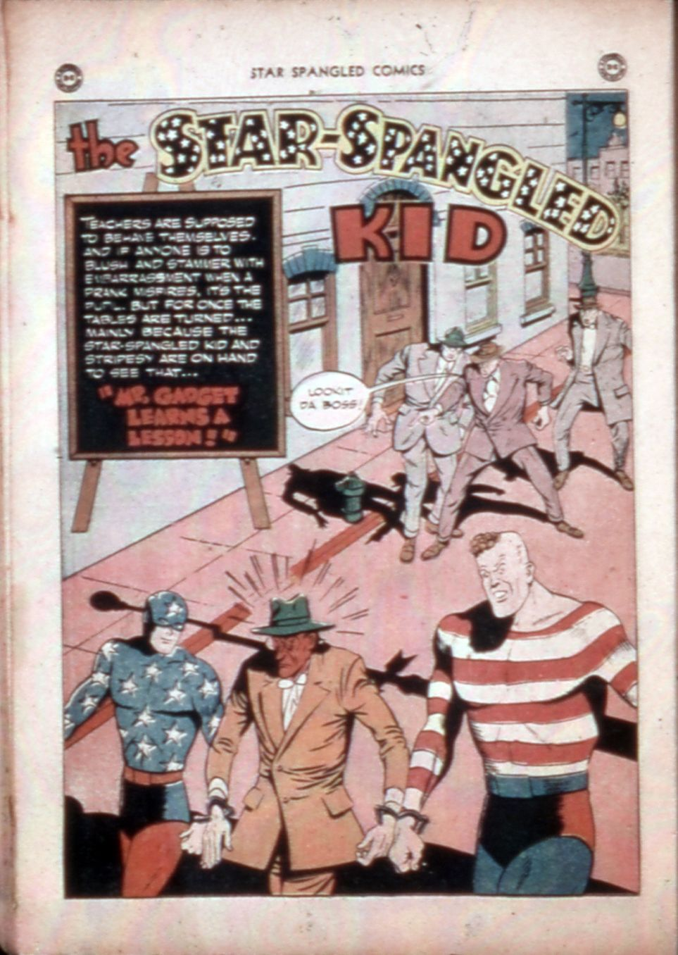 Star Spangled Comics (1941) issue 43 - Page 29