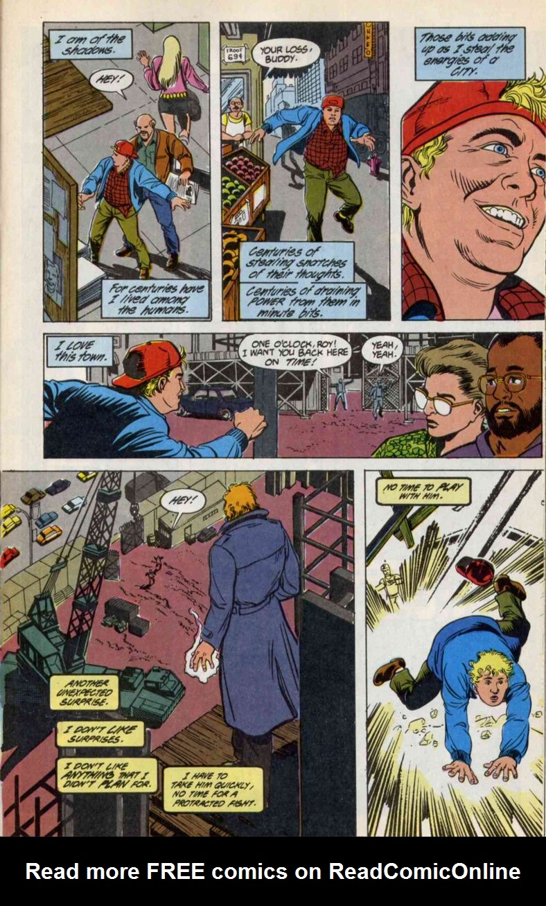 Read online Doctor Zero comic -  Issue #8 - 23