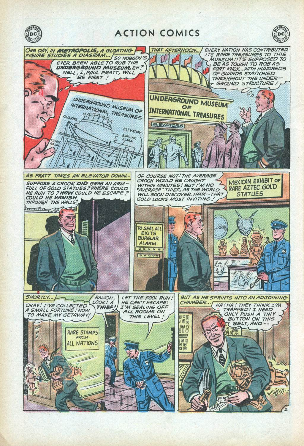 Read online Action Comics (1938) comic -  Issue #281 - 4