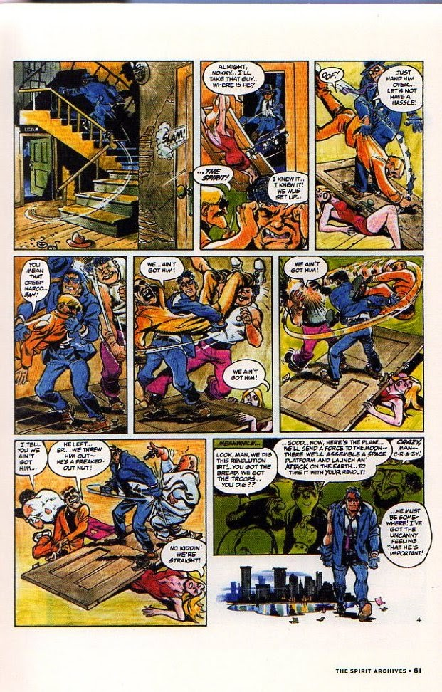 Read online Will Eisner's The Spirit Archives comic -  Issue # TPB 26 (Part 1) - 68