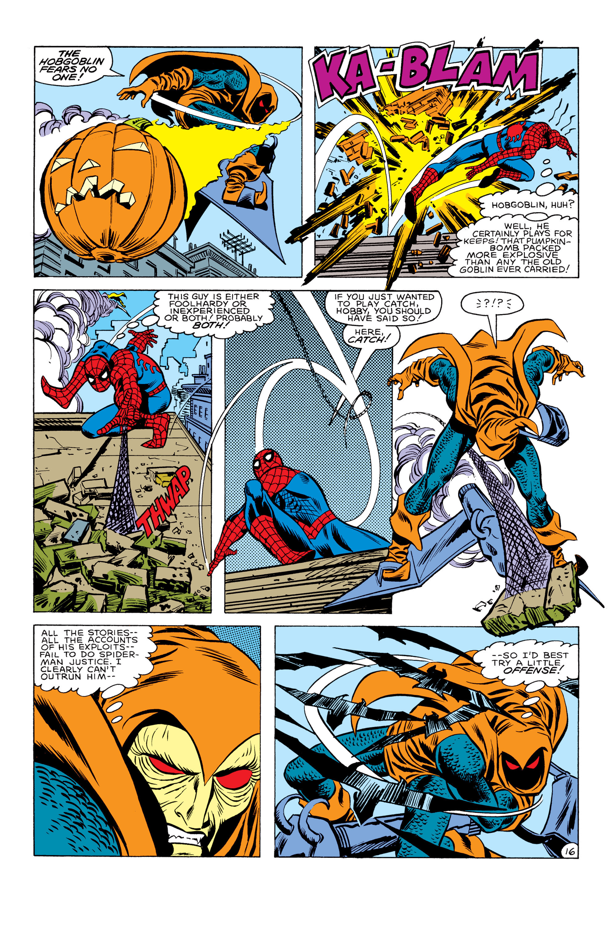 The Amazing Spider-Man (1963) 239 Page 16