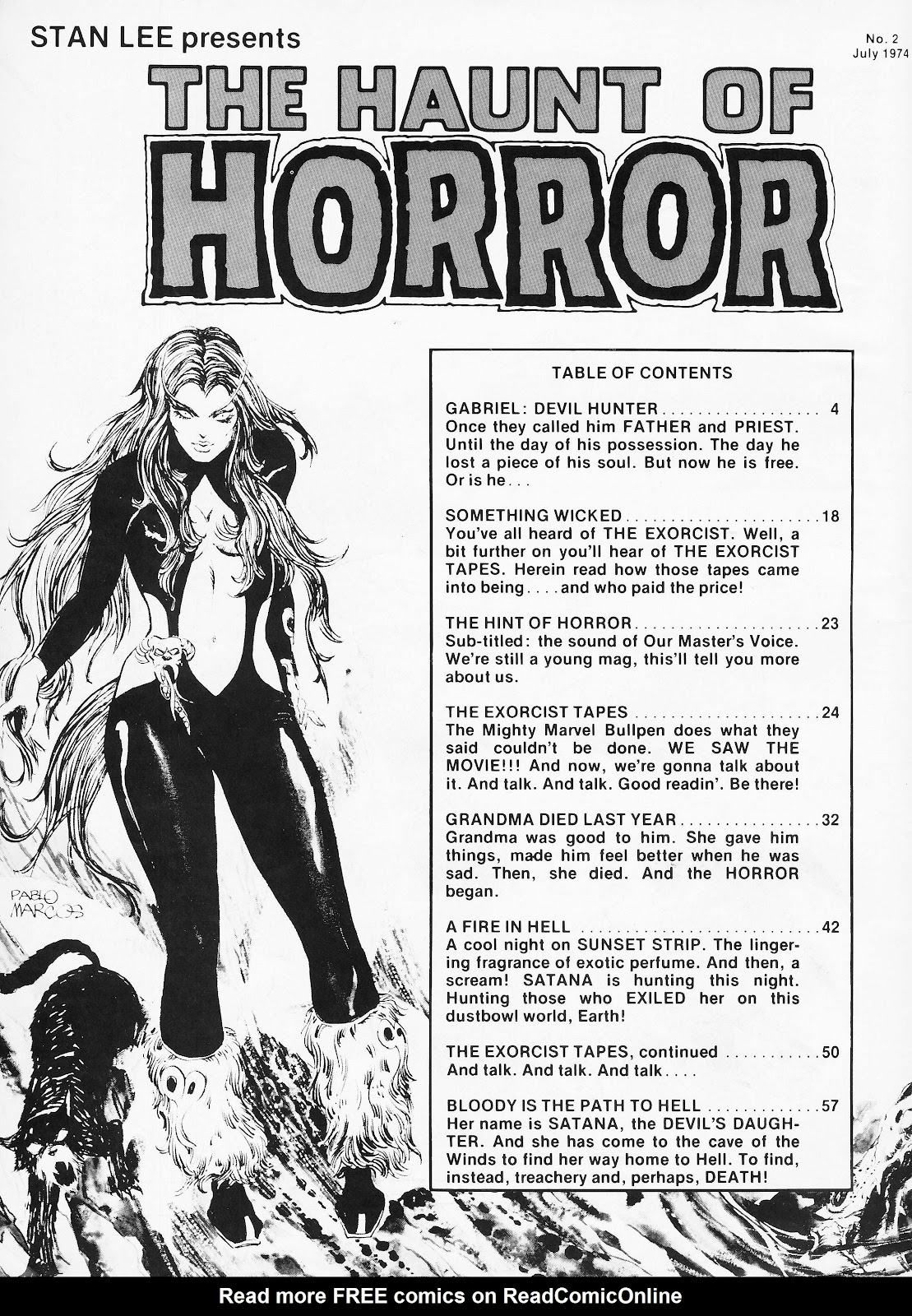 Haunt of Horror issue 2 - Page 2