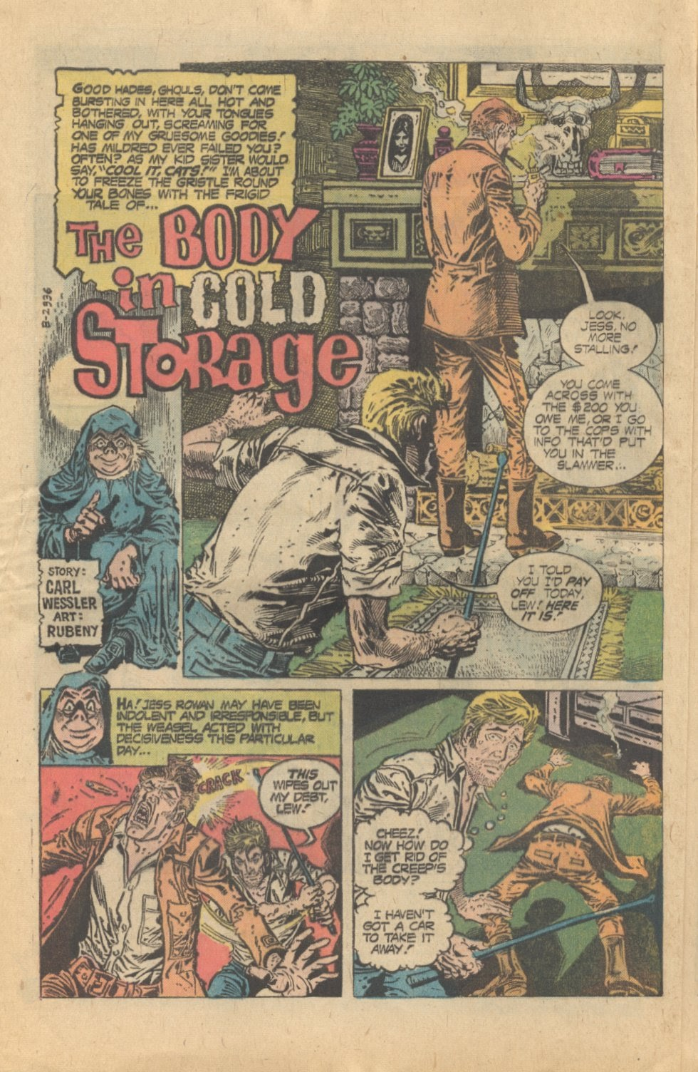 The Witching Hour (1969) issue 60 - Page 4