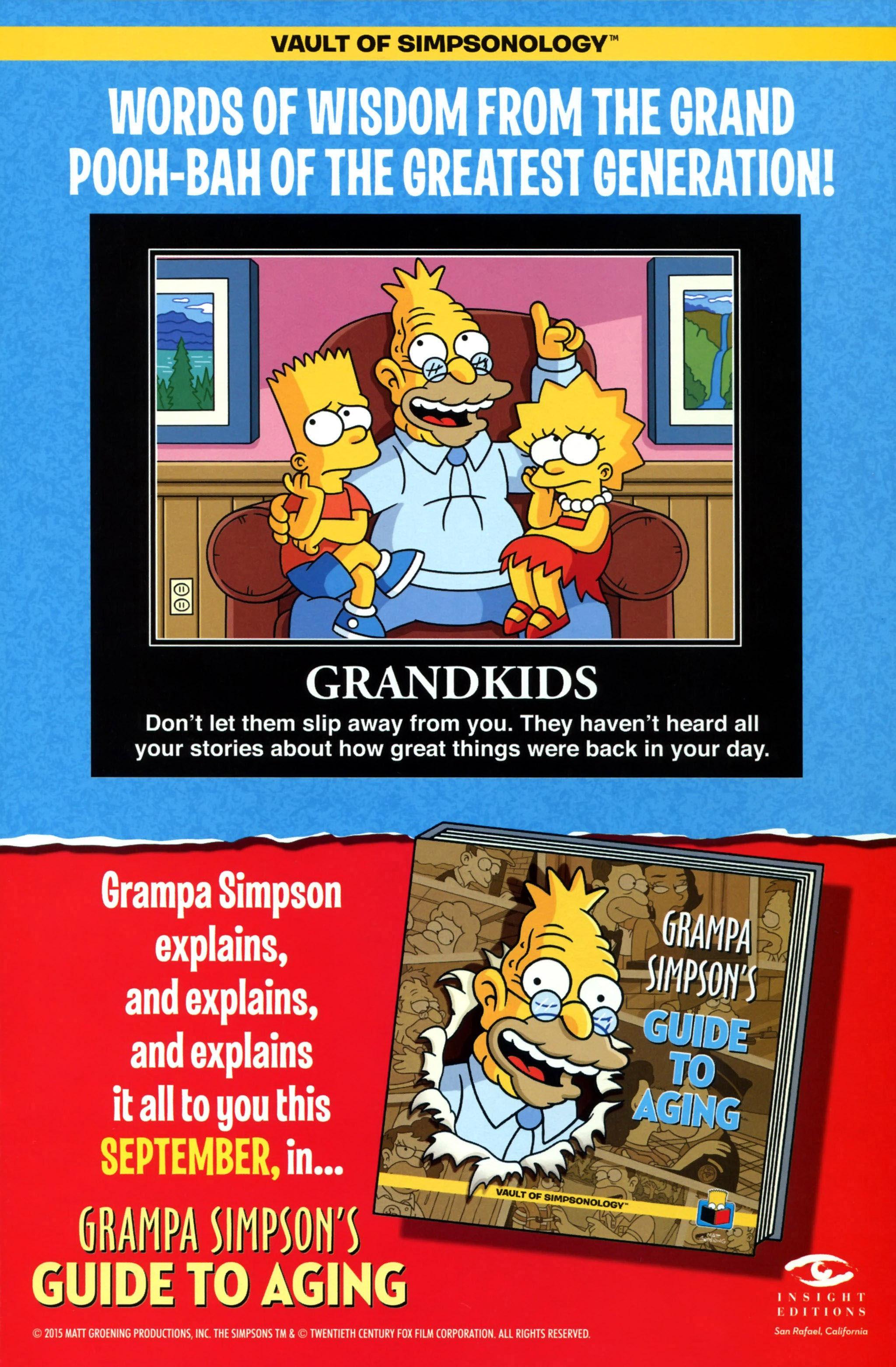 Read online Simpsons Comics comic -  Issue #223 - 30