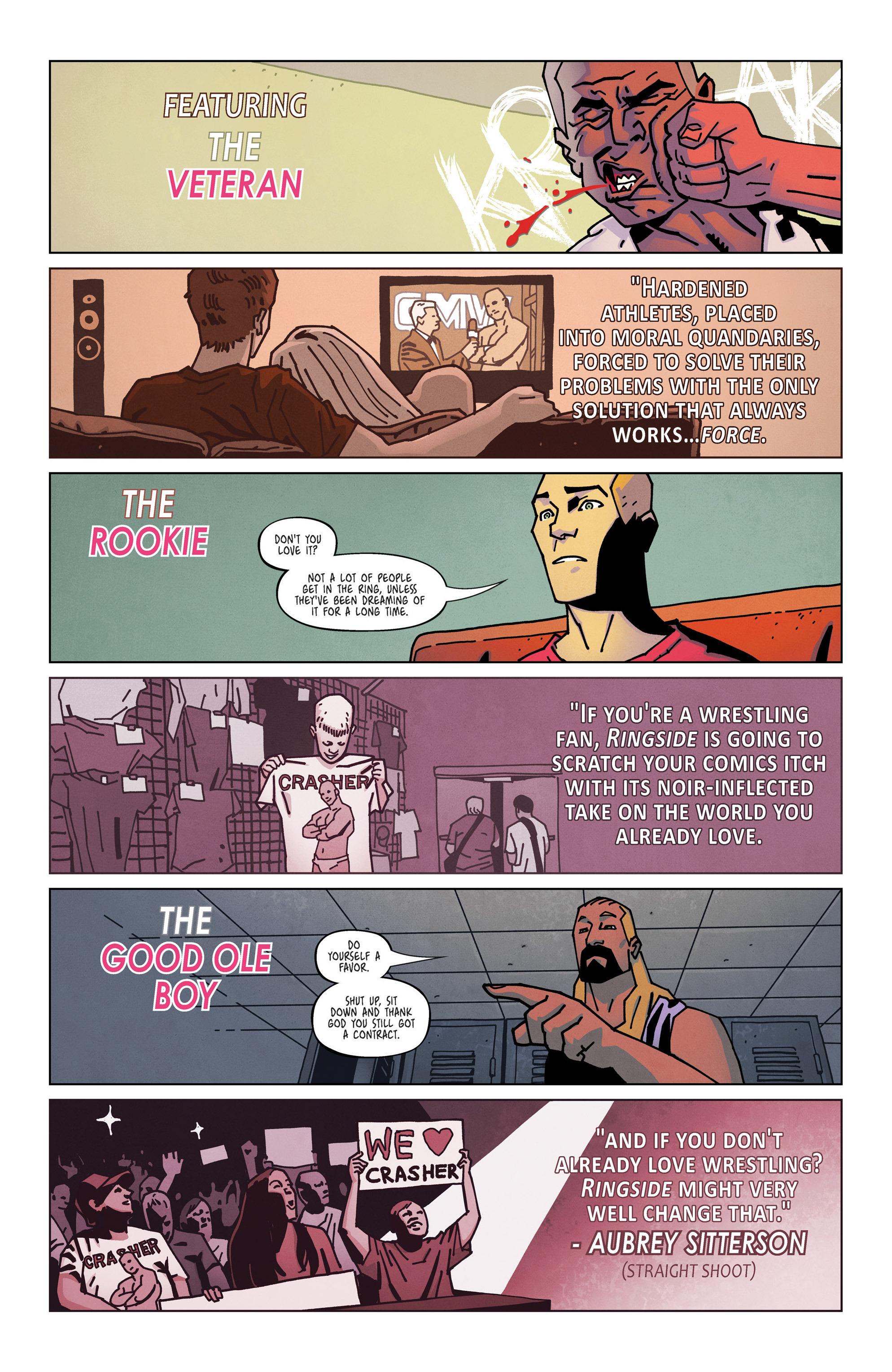 Read online Shutter comic -  Issue #16 - 25