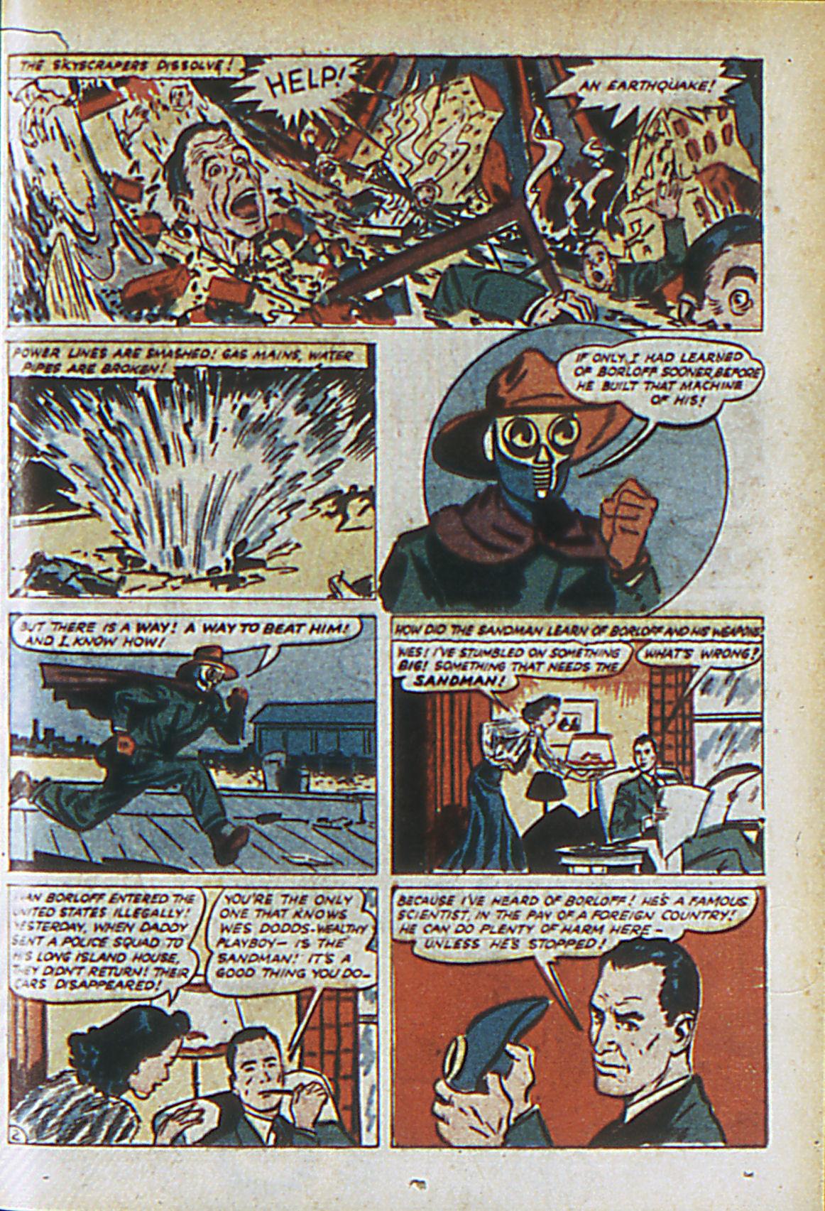 Read online Adventure Comics (1938) comic -  Issue #61 - 58