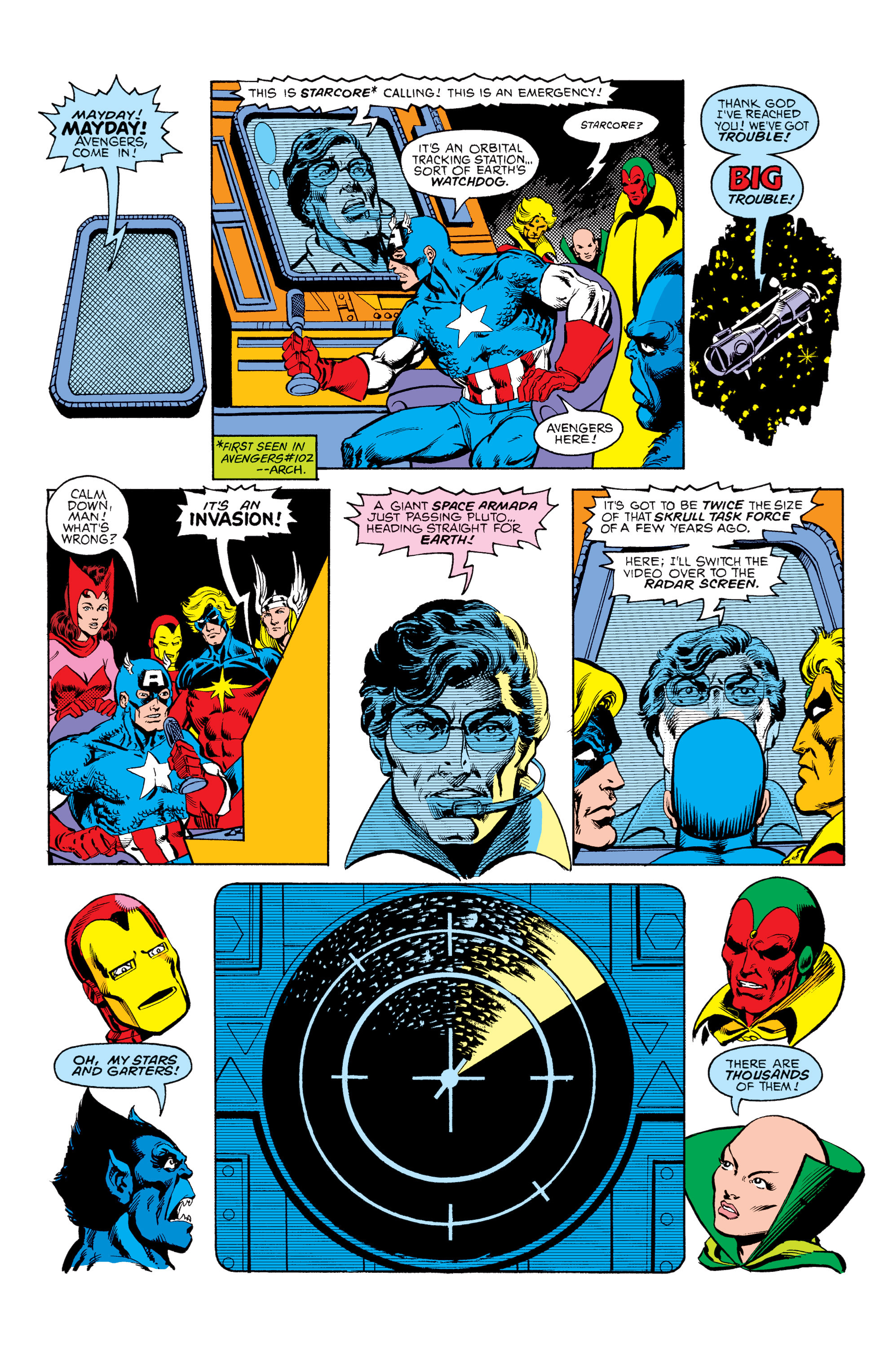 The Avengers (1963) _Annual_7 Page 15