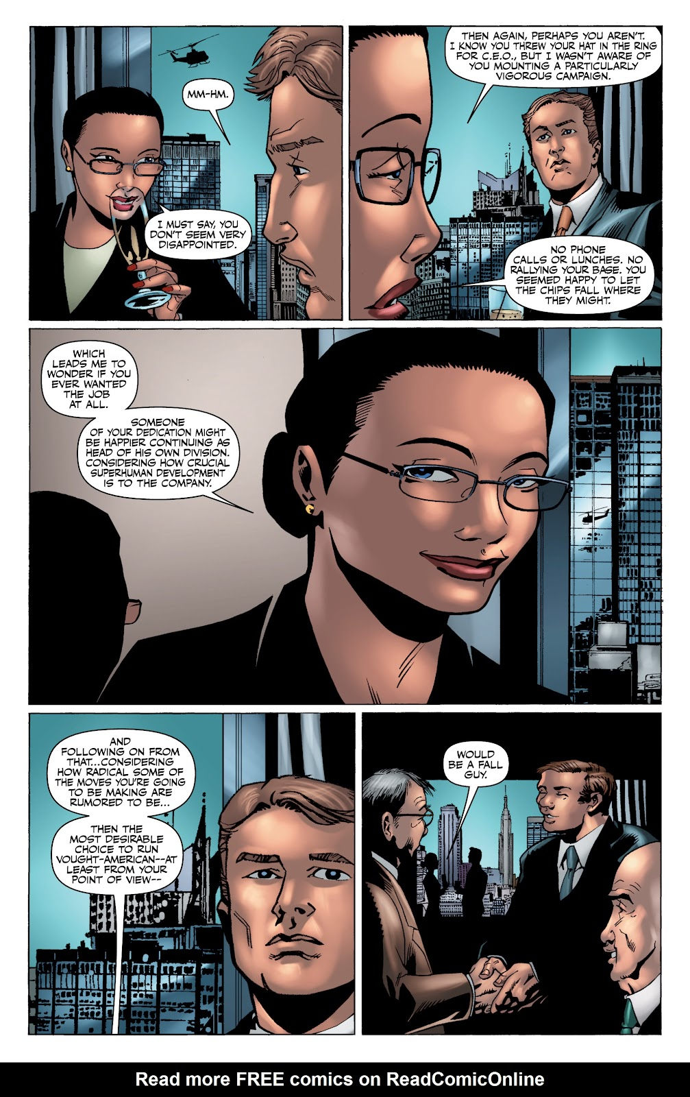 Read online The Boys Omnibus comic -  Issue # TPB 4 (Part 1) - 19