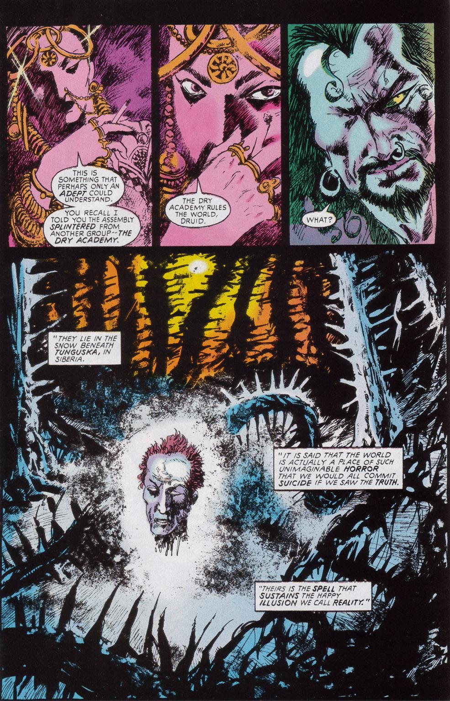 Read online Druid comic -  Issue #3 - 6