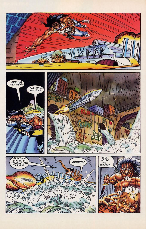 Read online Turok, Dinosaur Hunter (1993) comic -  Issue #12 - 18