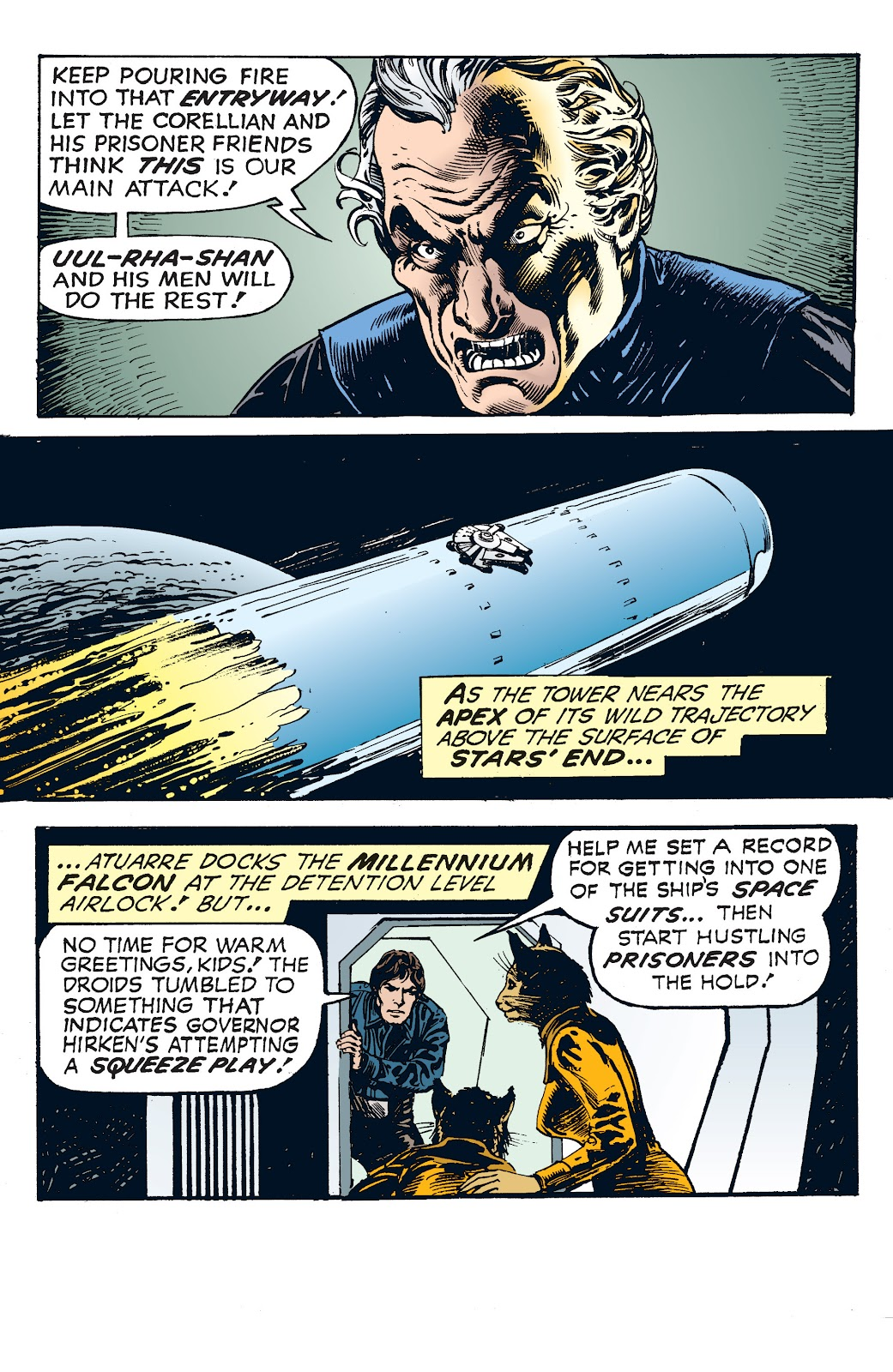 Read online Star Wars Legends: The Newspaper Strips - Epic Collection comic -  Issue # TPB (Part 4) - 71