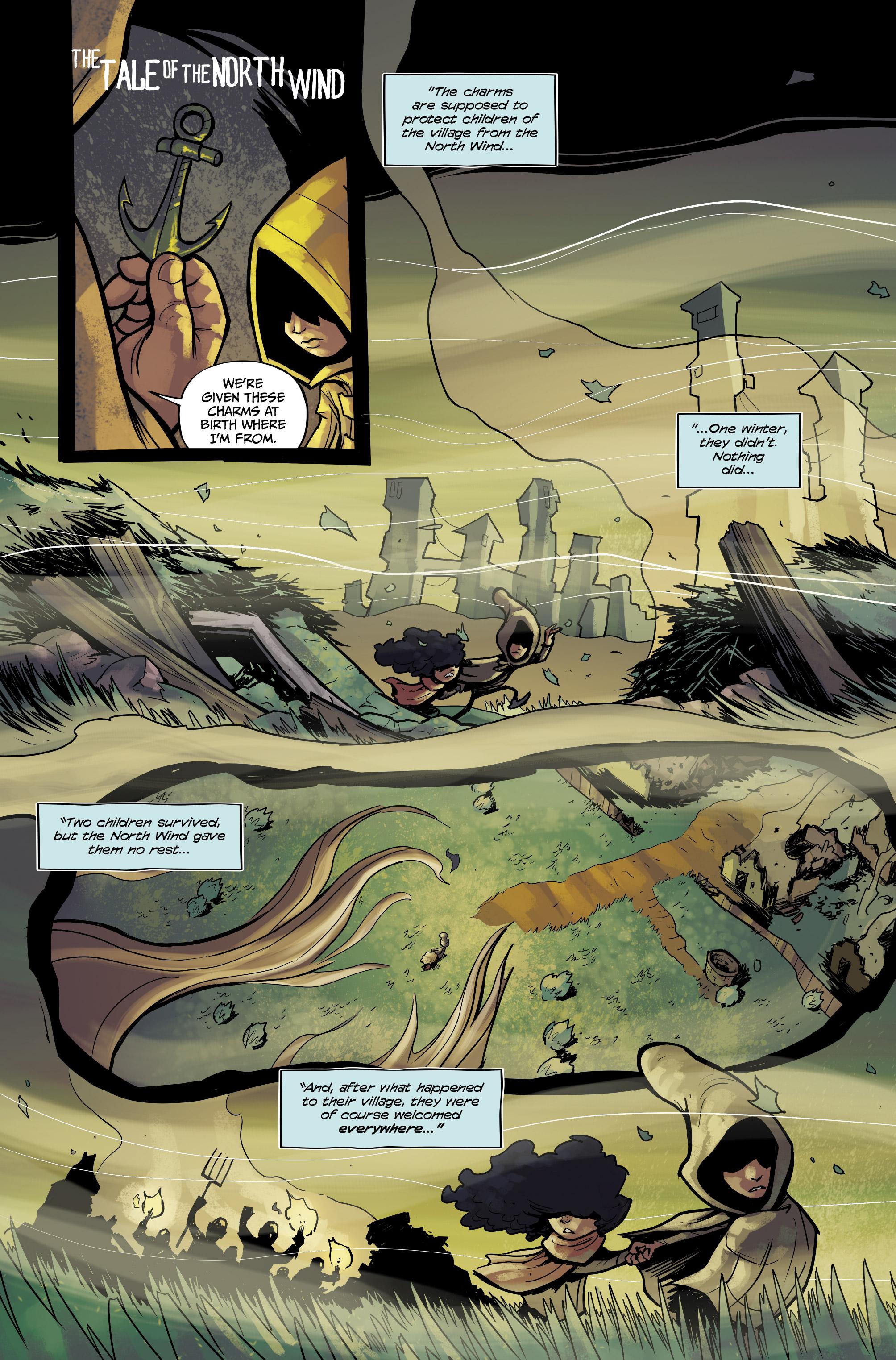 Read online Little Nightmares comic -  Issue #1 - 15