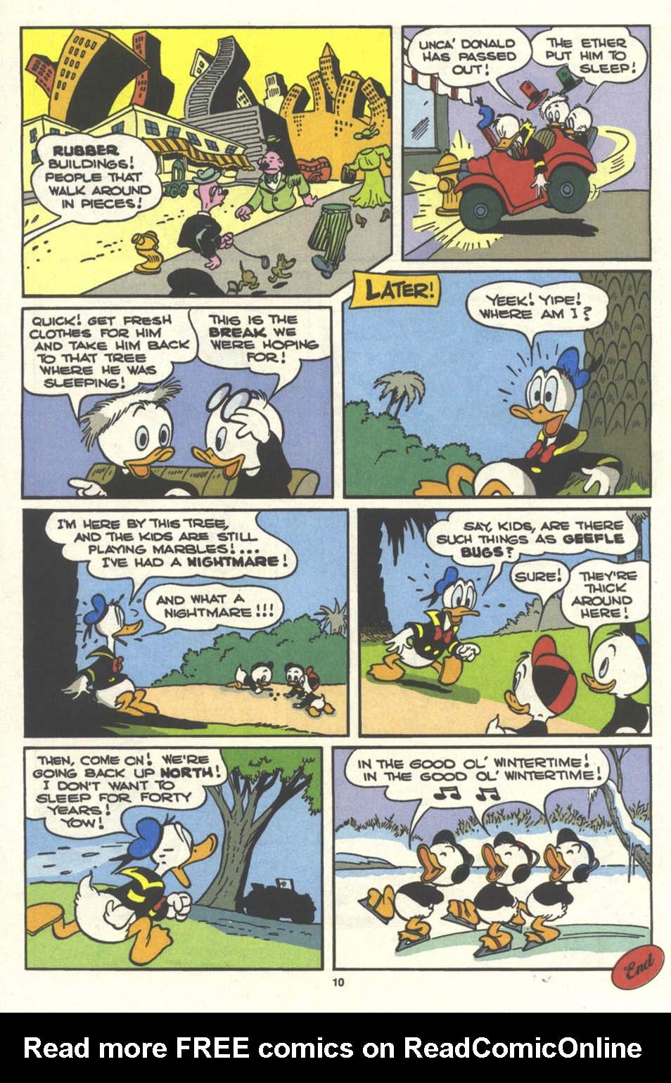 Walt Disney's Comics and Stories issue 554 - Page 14
