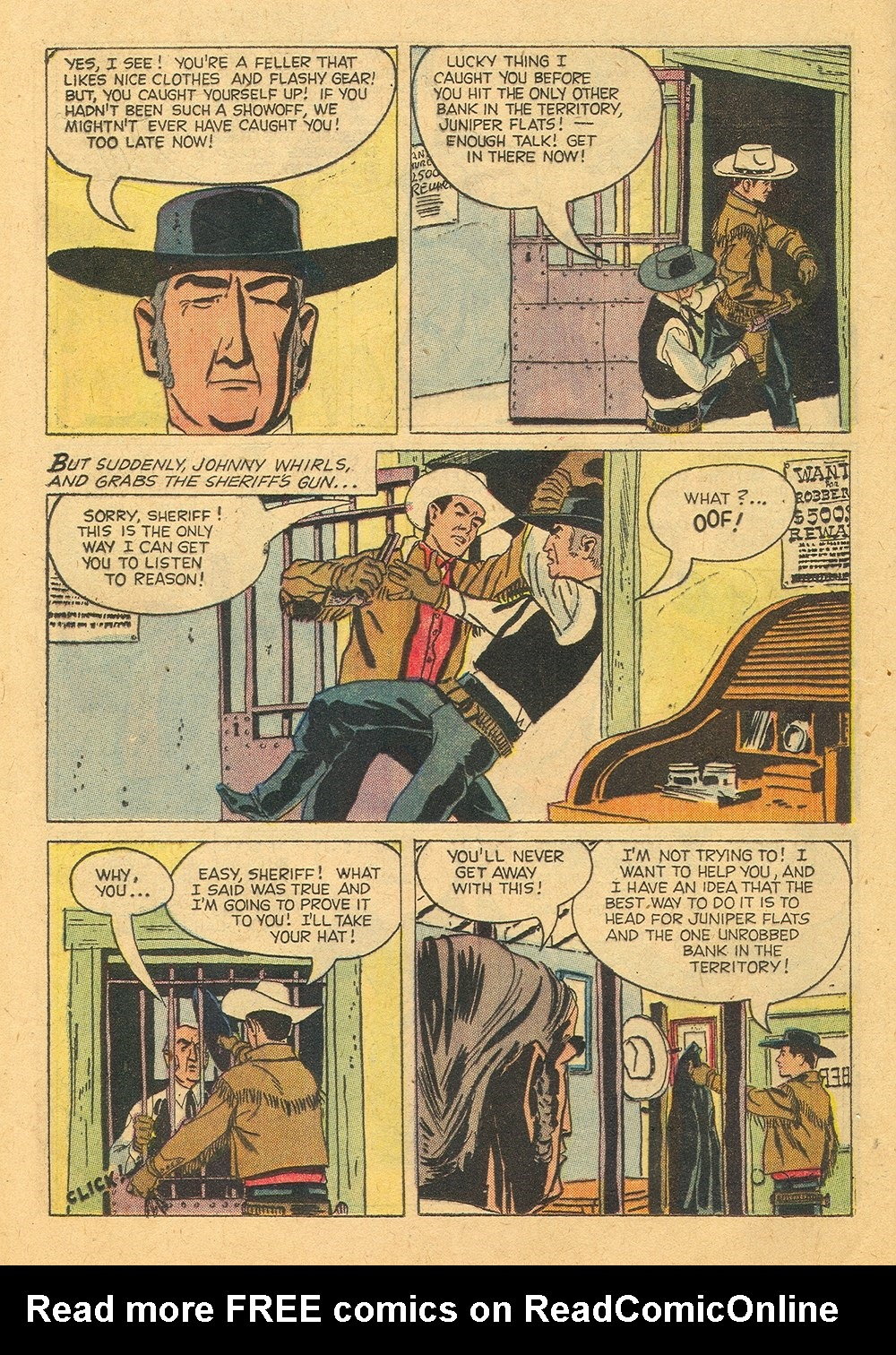 Four Color Comics issue 776 - Page 12