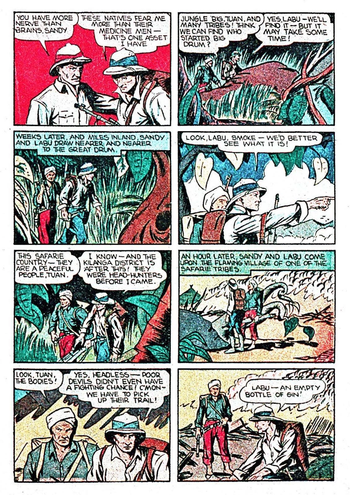 Amazing Man Comics issue 5 - Page 33