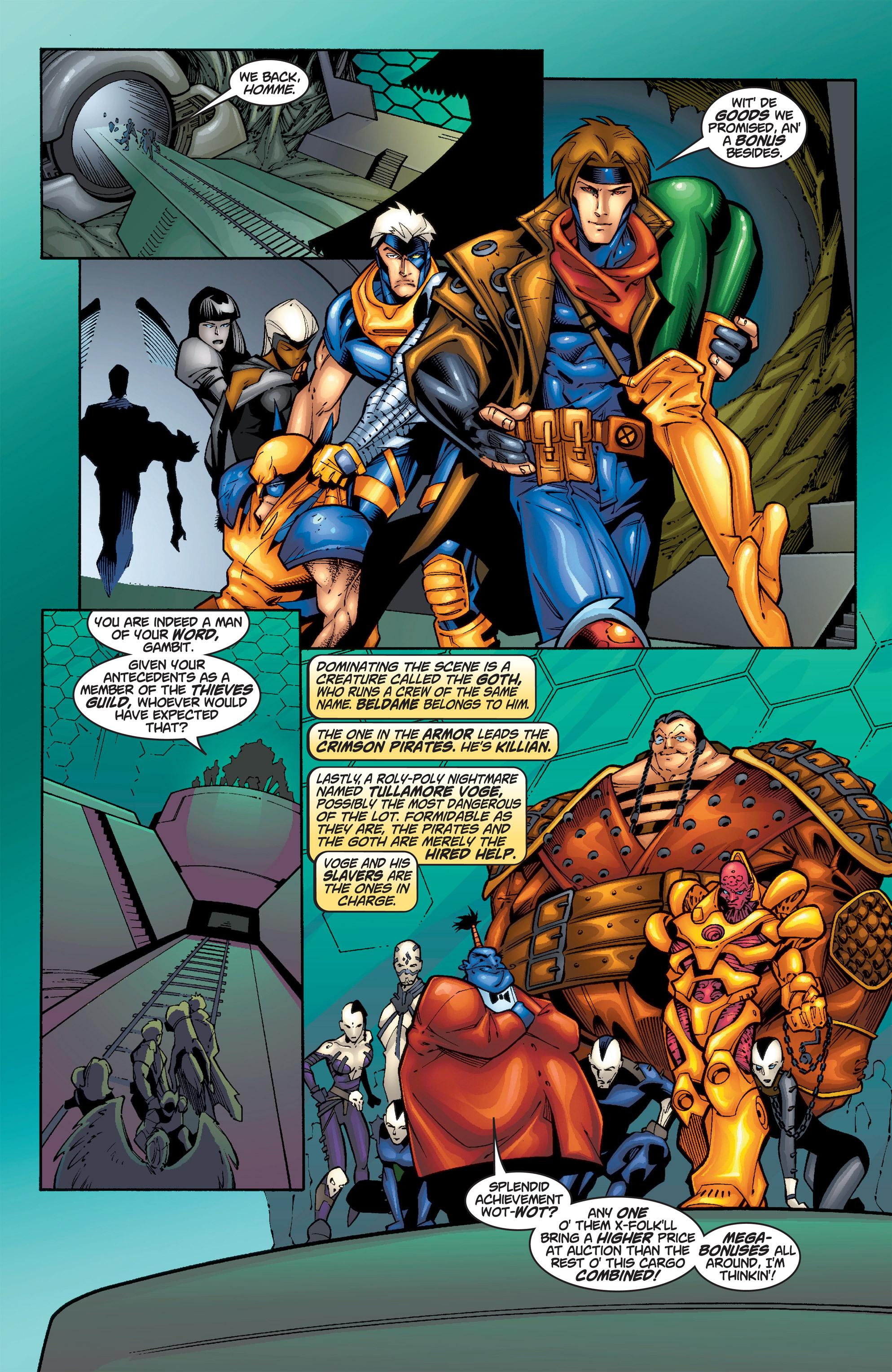 Read online Uncanny X-Men (1963) comic -  Issue #385 - 16