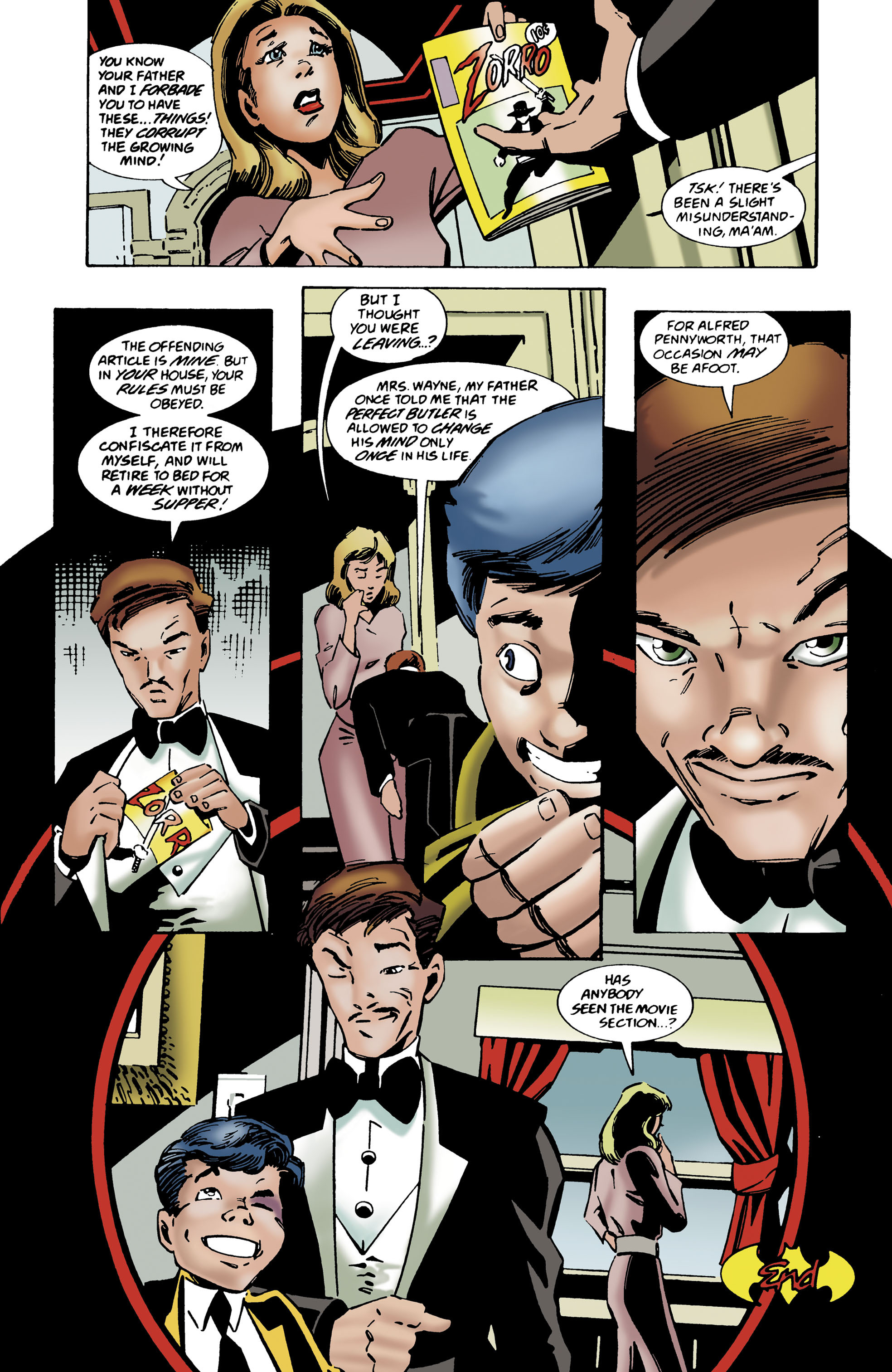 The Batman Chronicles (1995) 5 Page 40
