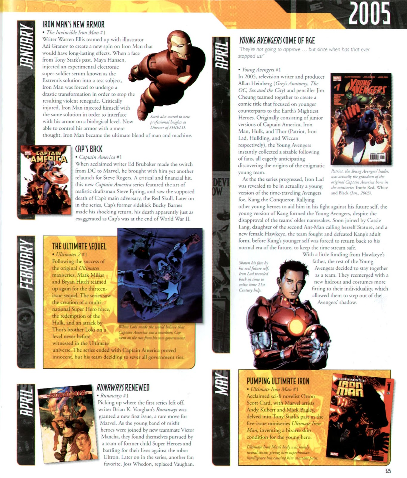 Read online Marvel Chronicle comic -  Issue # TPB (Part 3) - 102