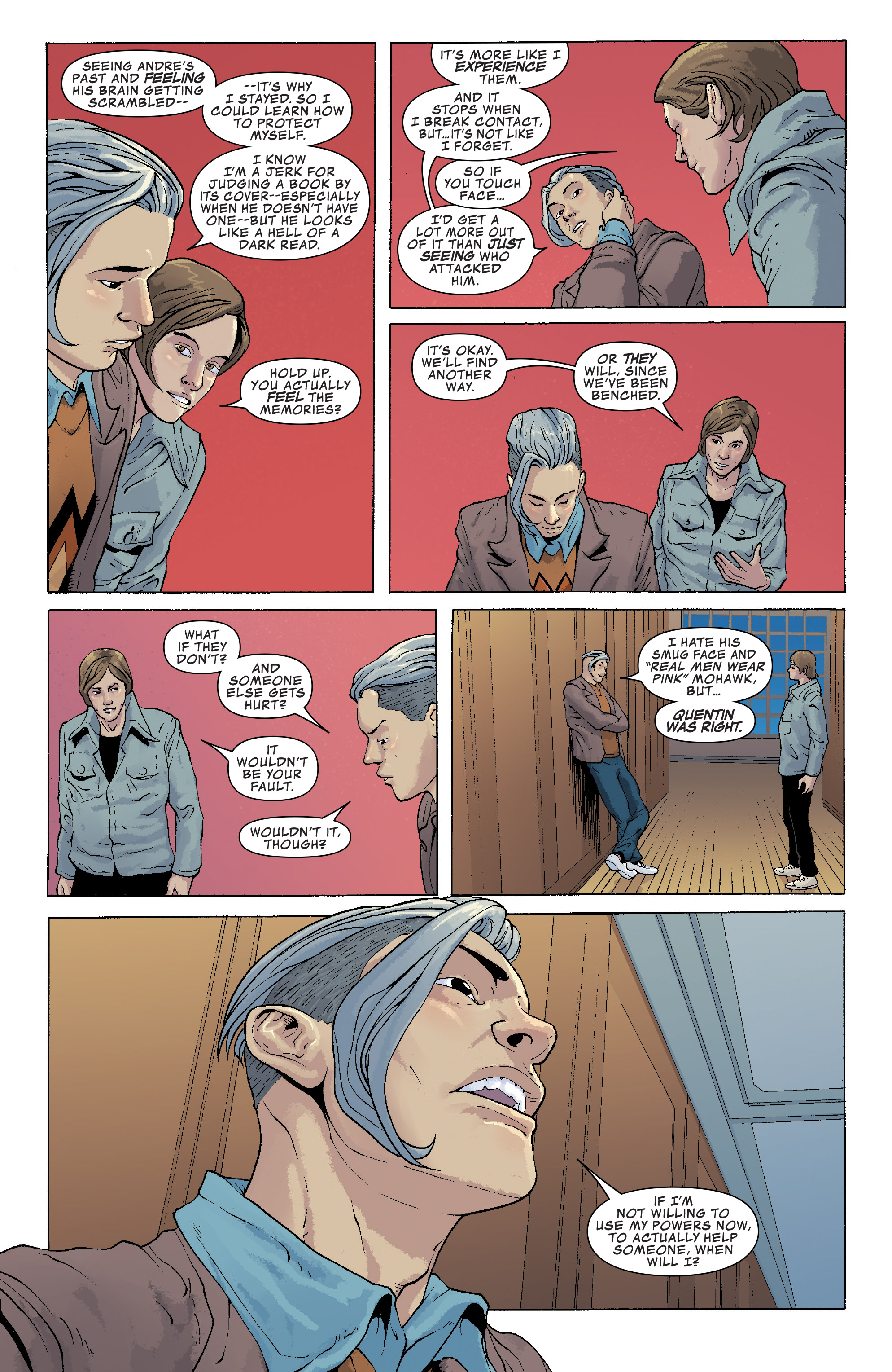 Read online Generation X (2017) comic -  Issue #3 - 16