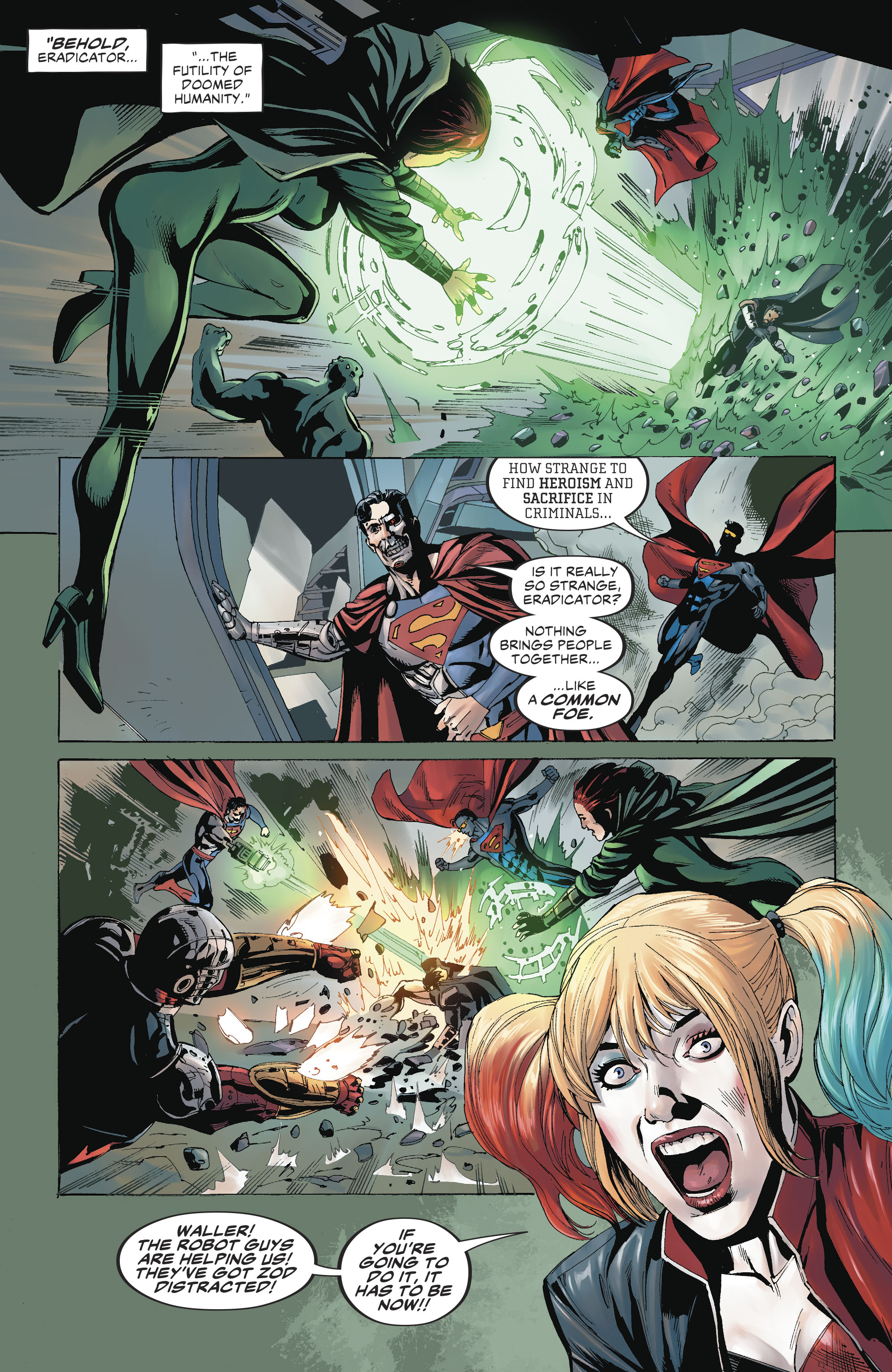 Read online Suicide Squad (2016) comic -  Issue #19 - 16