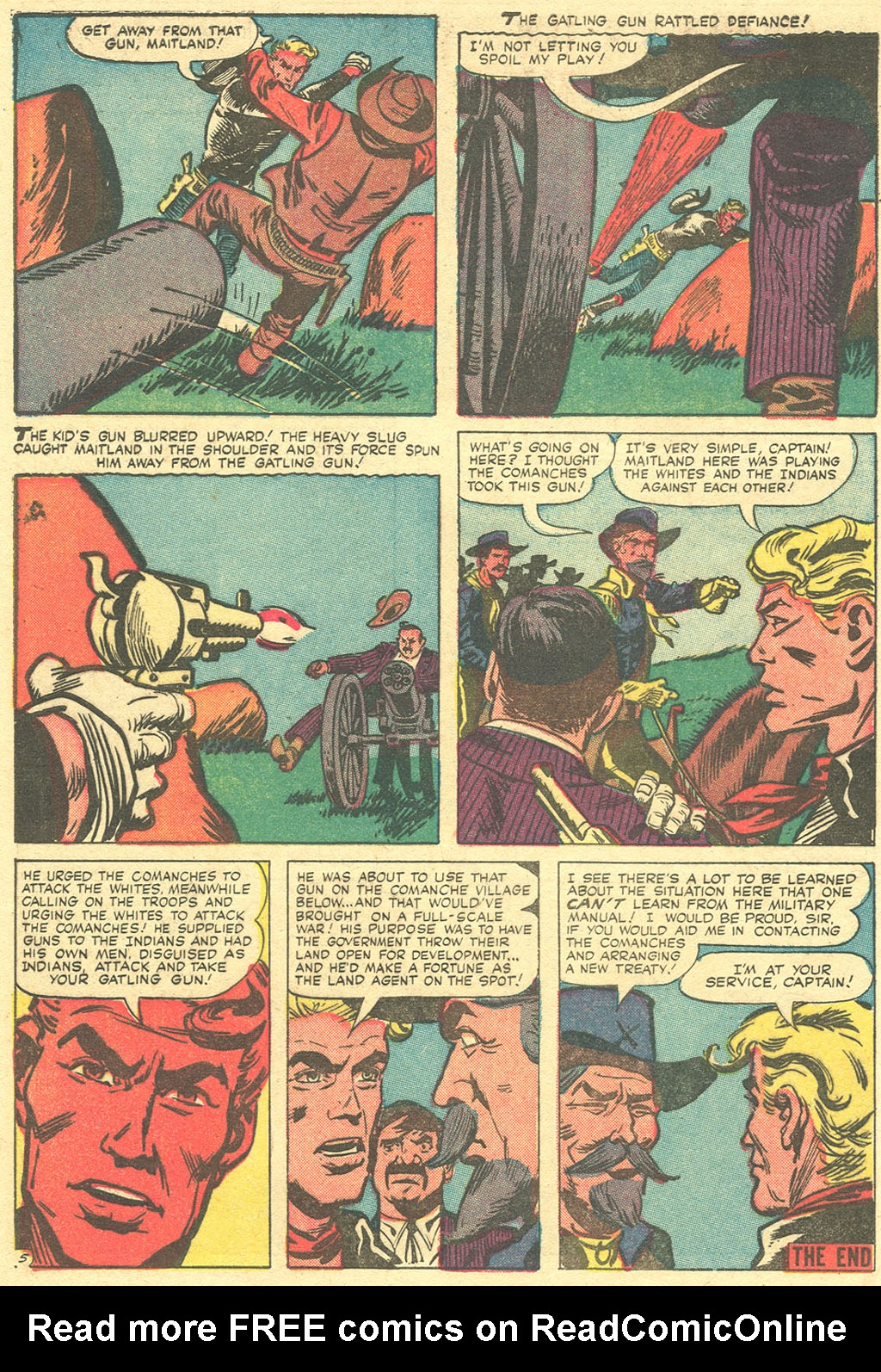 Read online Two-Gun Kid comic -  Issue #36 - 32