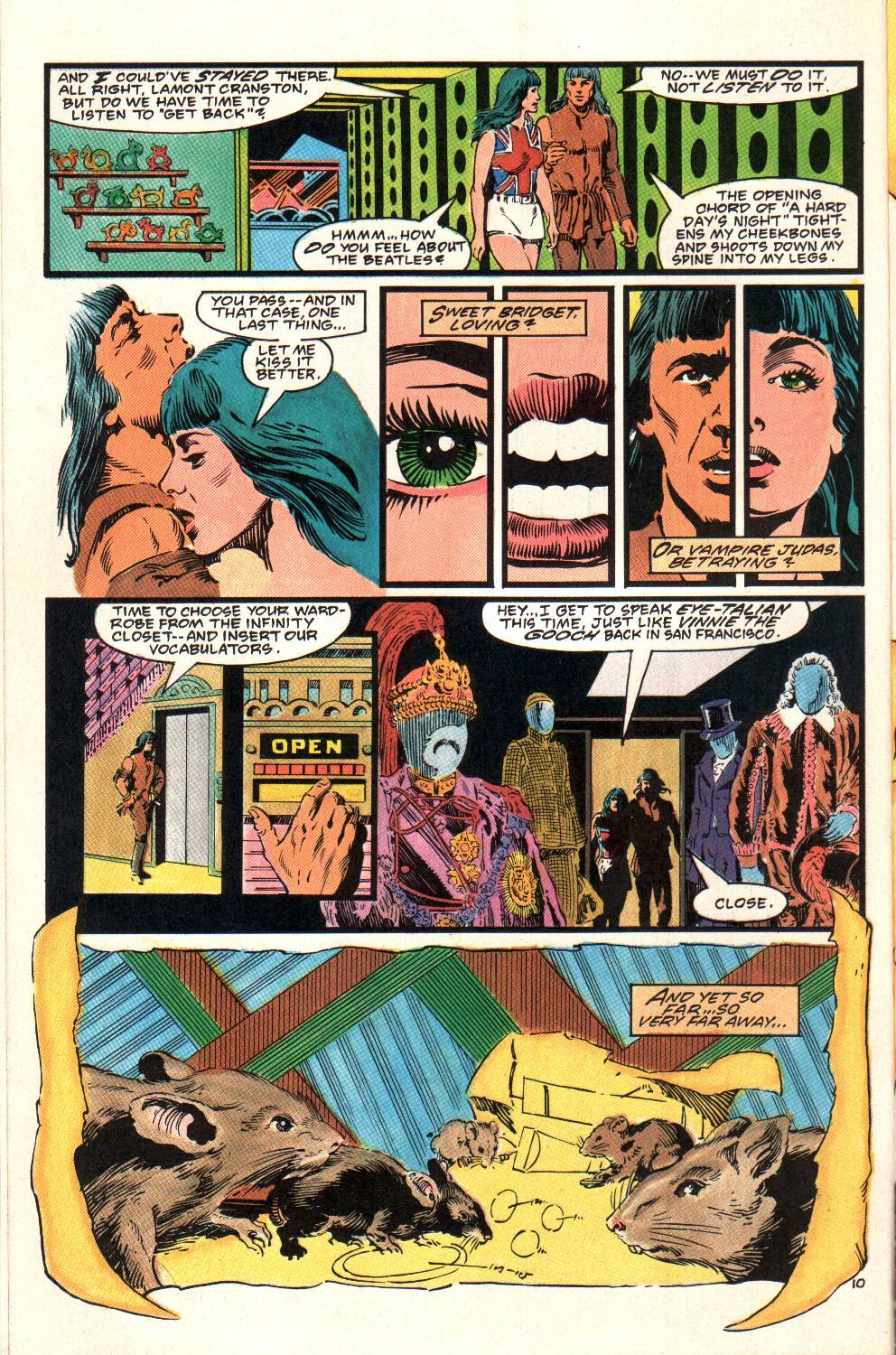 Read online Aztec Ace comic -  Issue #8 - 12
