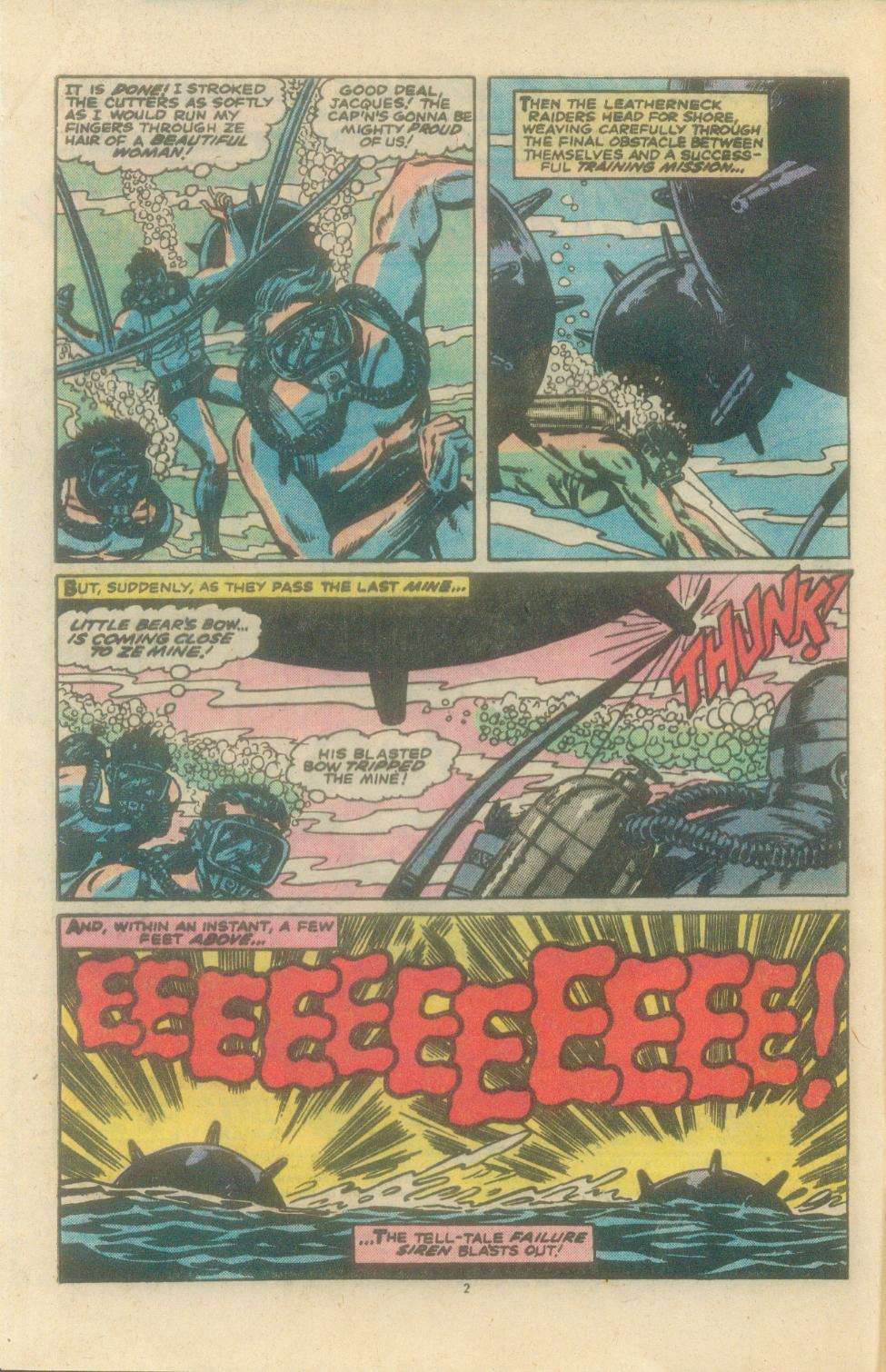 Read online Sgt. Fury comic -  Issue #154 - 4