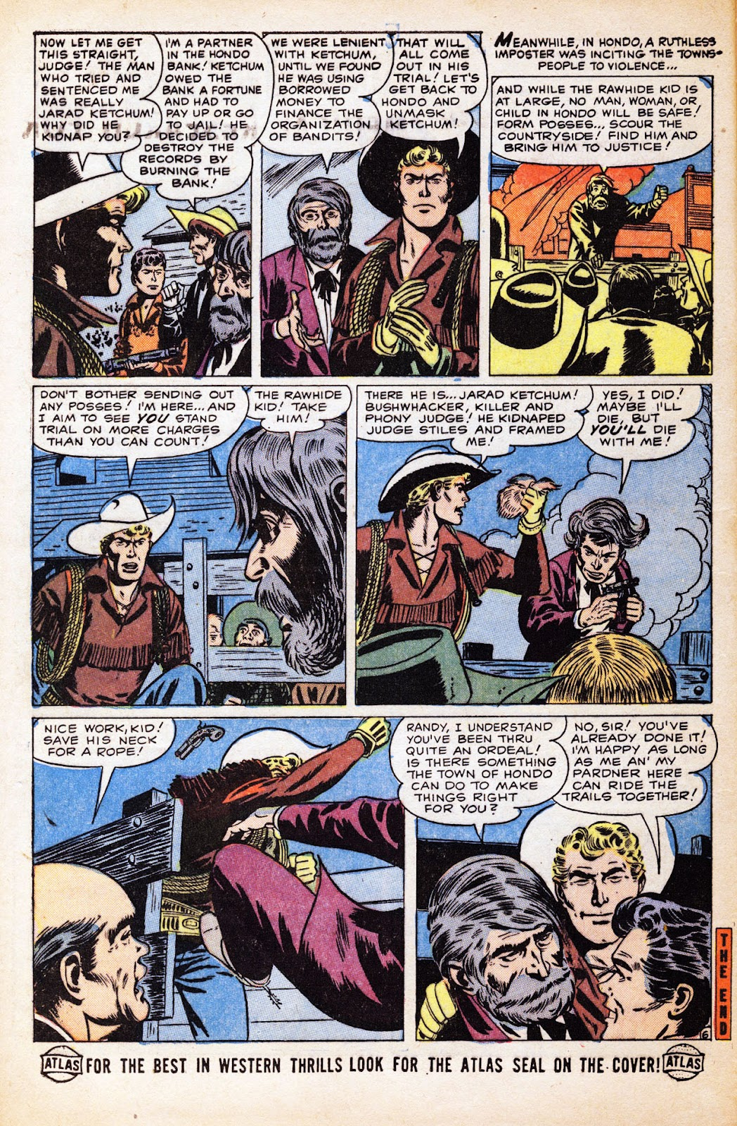The Rawhide Kid (1955) issue 2 - Page 8