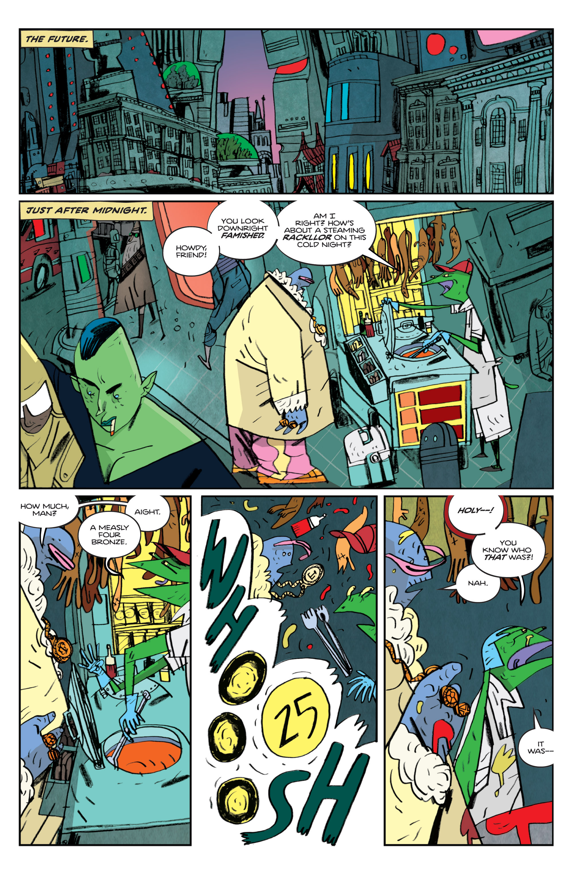 Read online Night Owl Society comic -  Issue #2 - 31