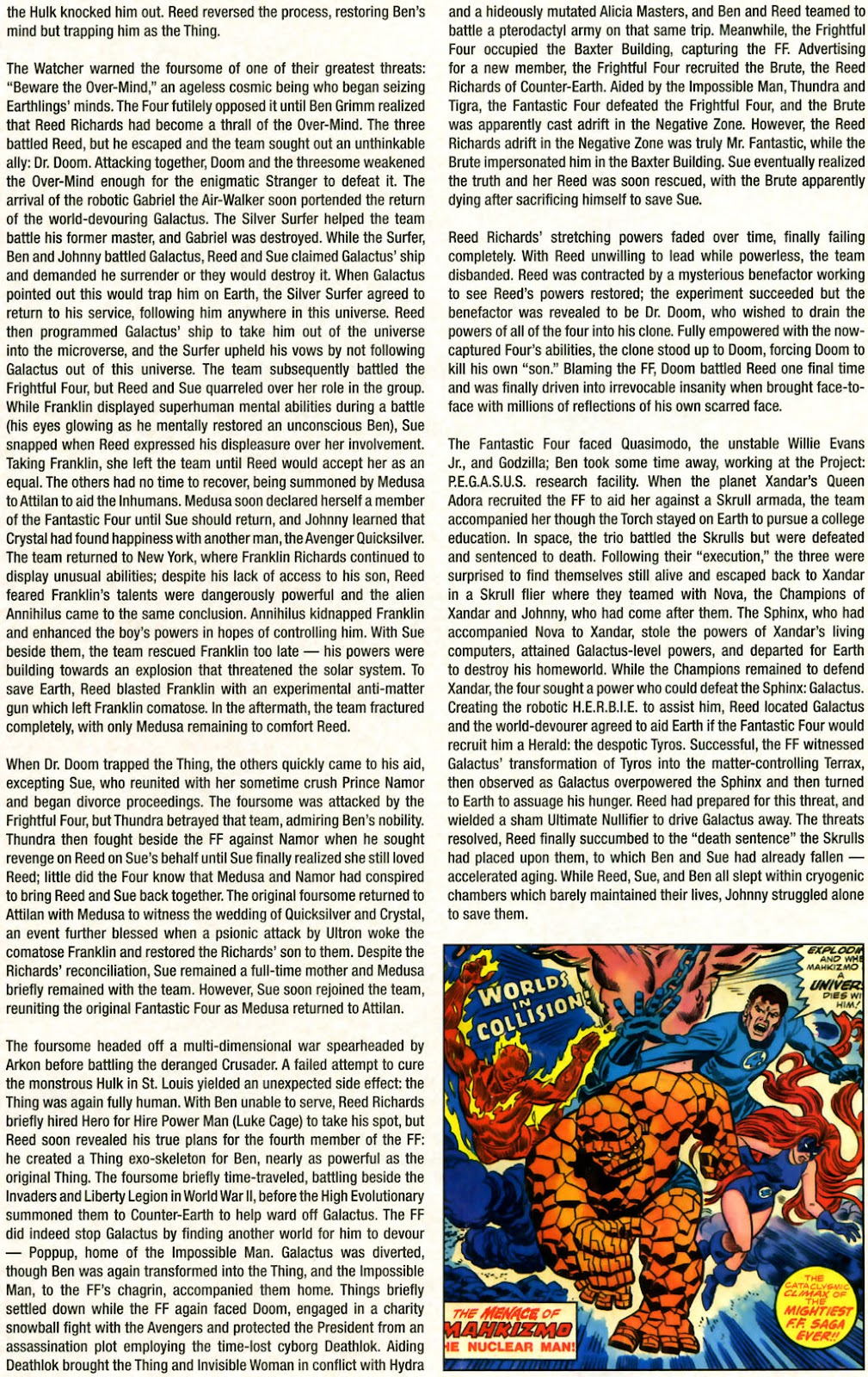 Read online Marvel Legacy: The 1970's Handbook comic -  Issue # Full - 26