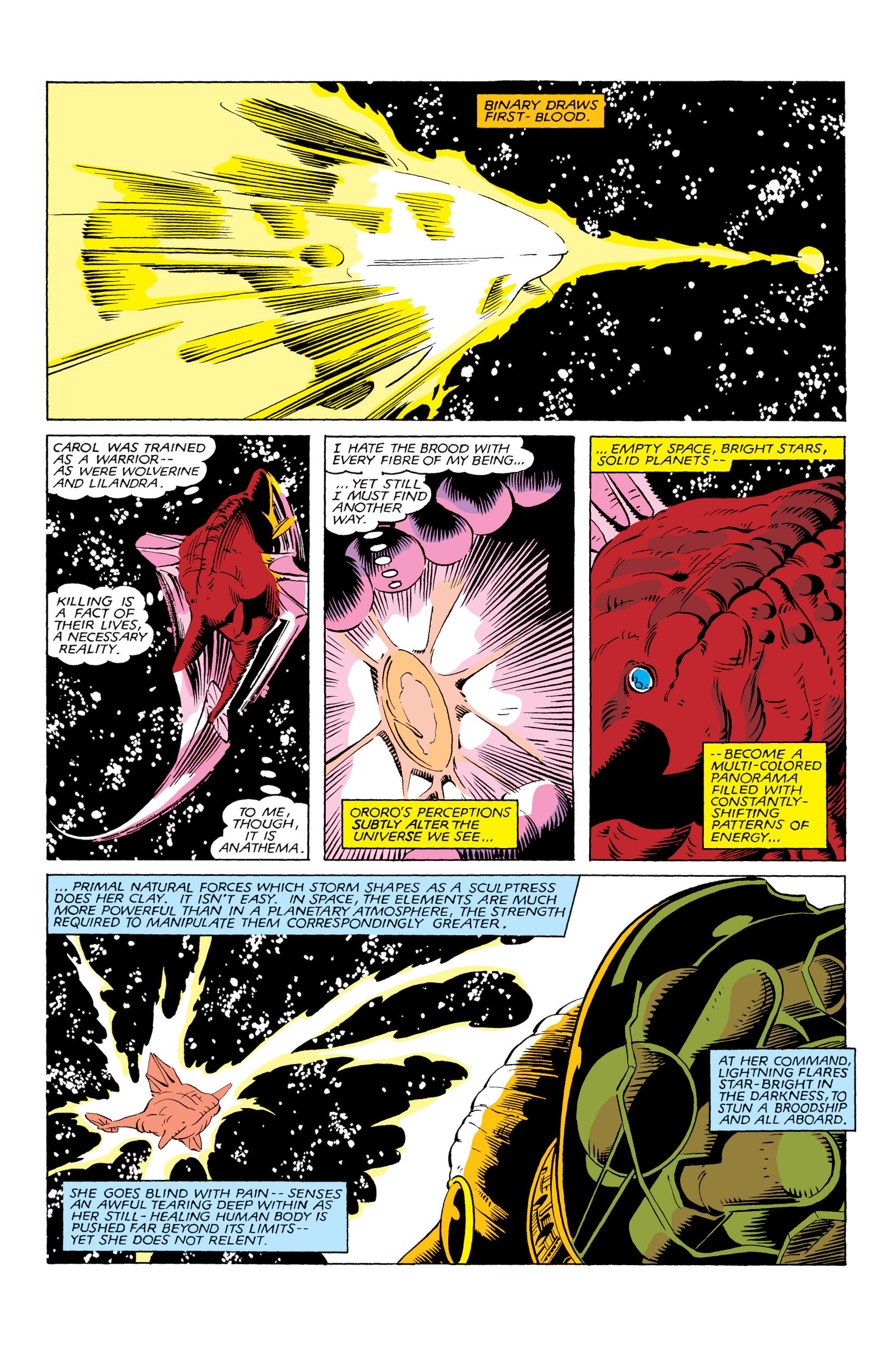 Read online Uncanny X-Men (1963) comic -  Issue #166 - 19