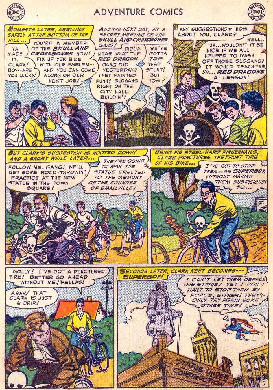 Read online Adventure Comics (1938) comic -  Issue #197 - 9