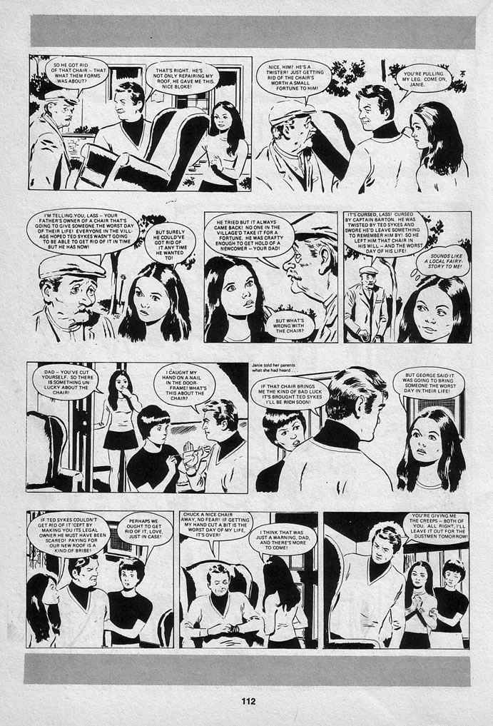Read online Misty comic -  Issue # _Annual 1980 - 112