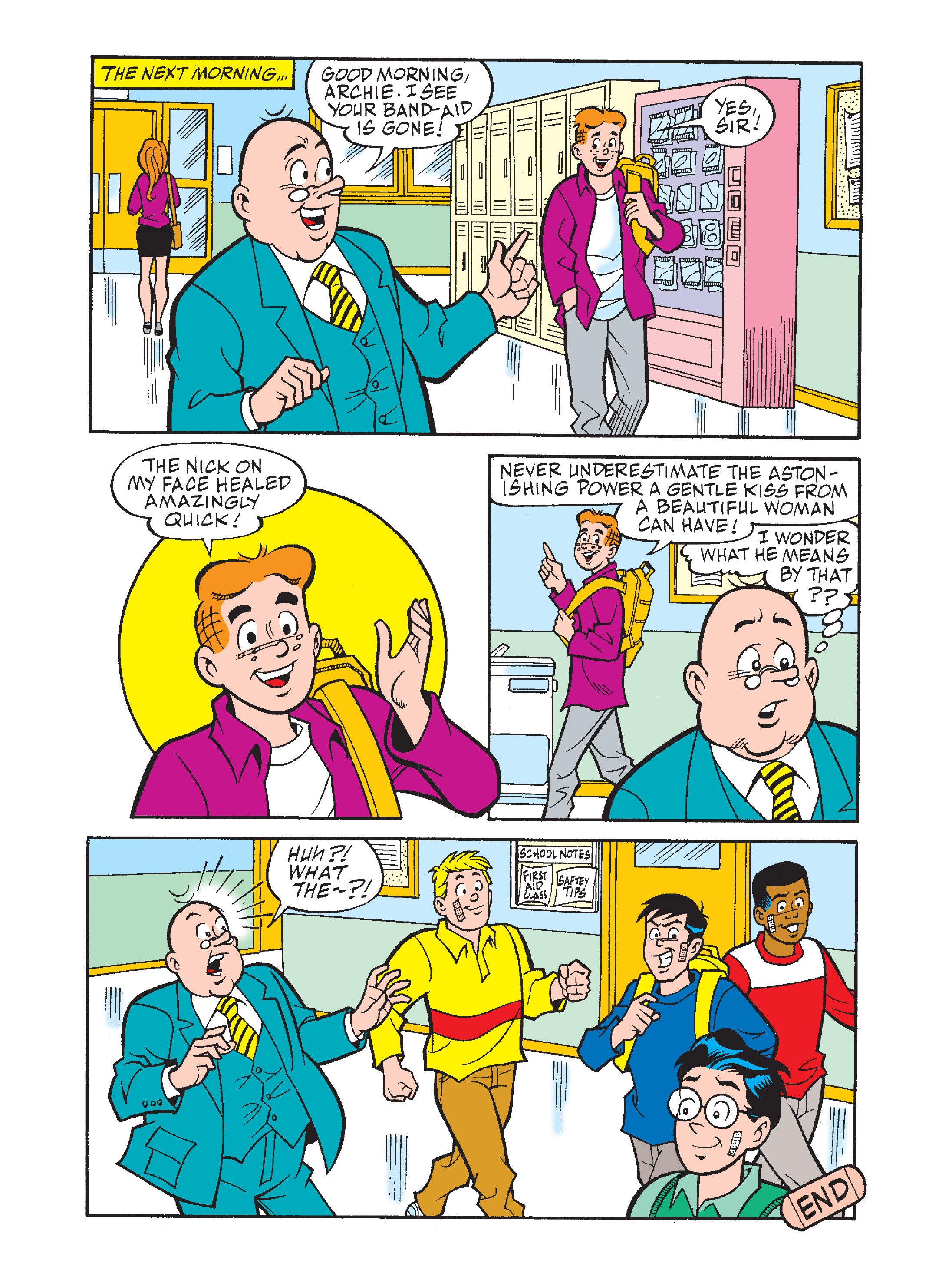 Read online Archie's Funhouse Double Digest comic -  Issue #10 - 67