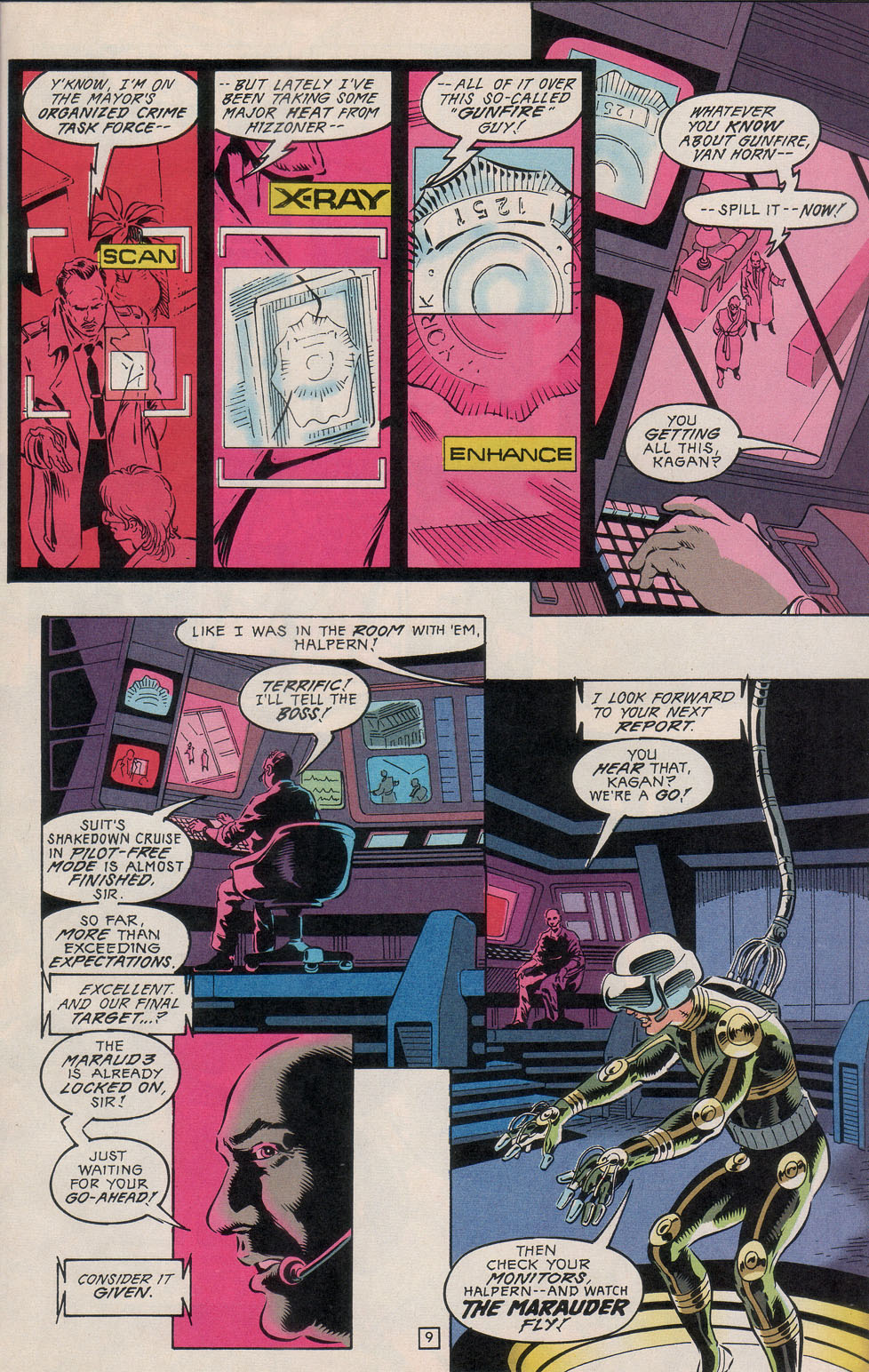 Read online Gunfire comic -  Issue #4 - 13